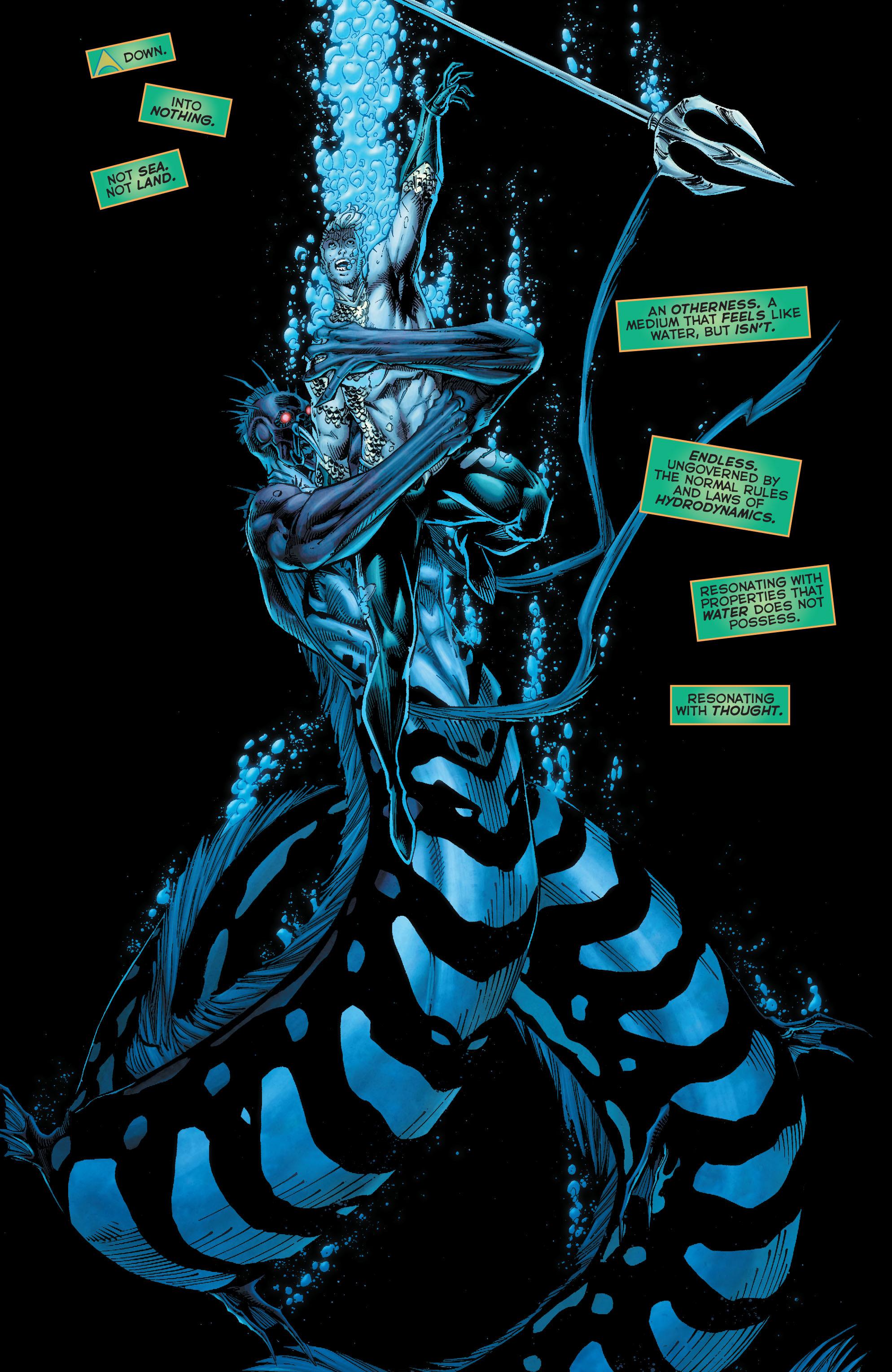 Read online Aquaman (2011) comic -  Issue #50 - 32