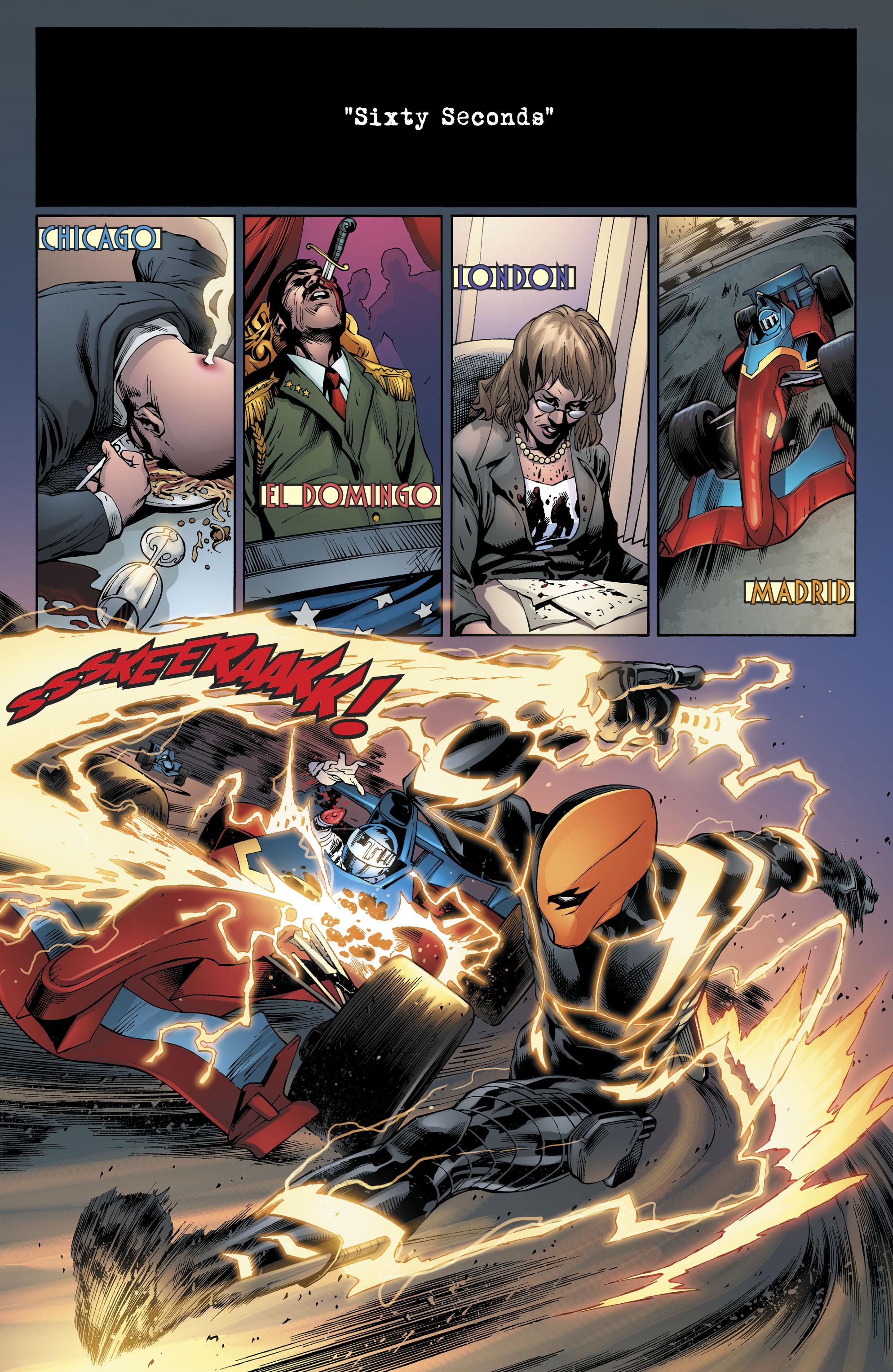 Read online Deathstroke (2016) comic -  Issue #19 - 18