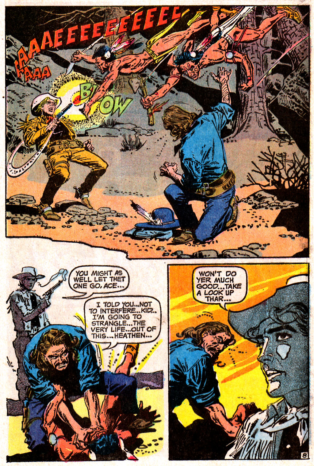 Read online All-Star Western (1970) comic -  Issue #7 - 11