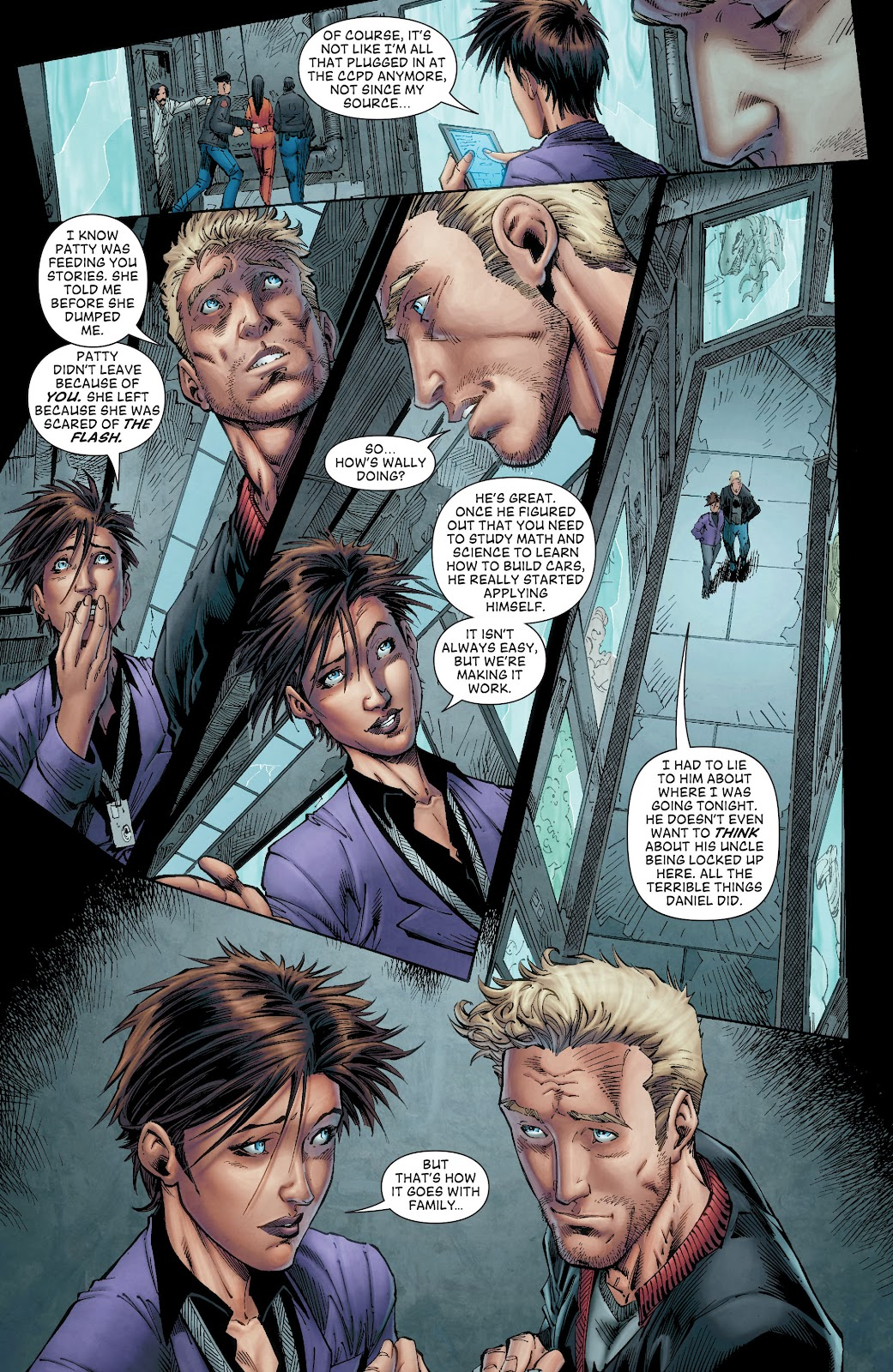 Read online The Flash (2011) comic -  Issue # _TPB 8 (Part 1) - 32