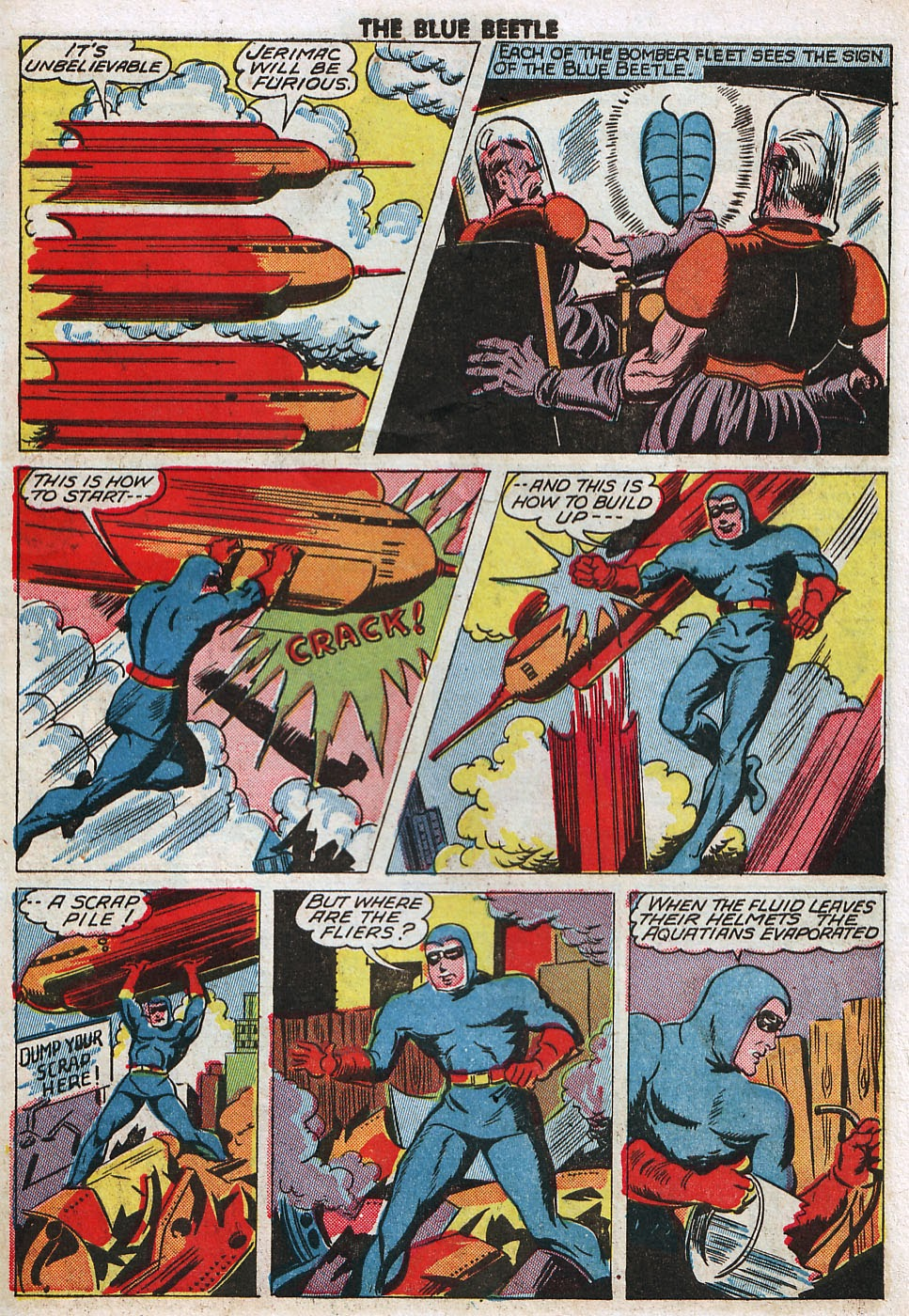 The Blue Beetle issue 33 - Page 45