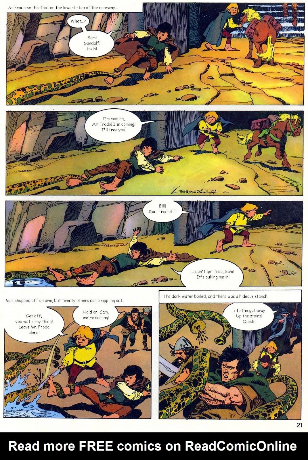 El Señor de los Anillos issue 2 - Page 18