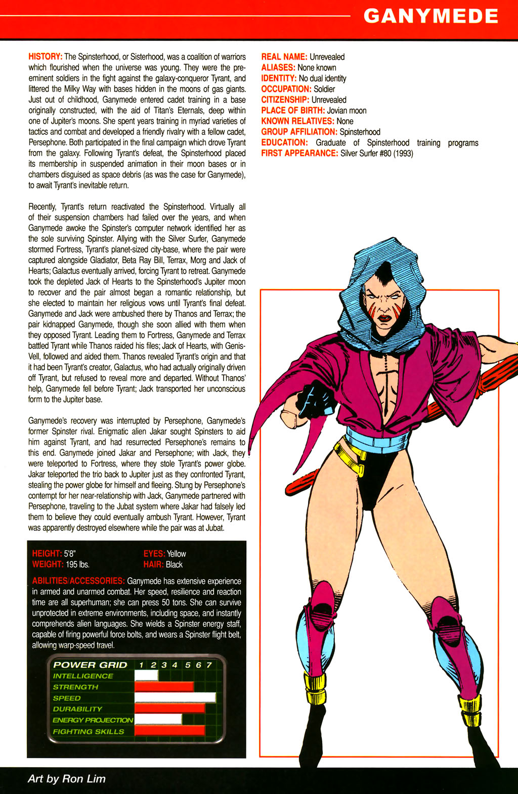 Read online All-New Official Handbook of the Marvel Universe A to Z comic -  Issue #4 - 53