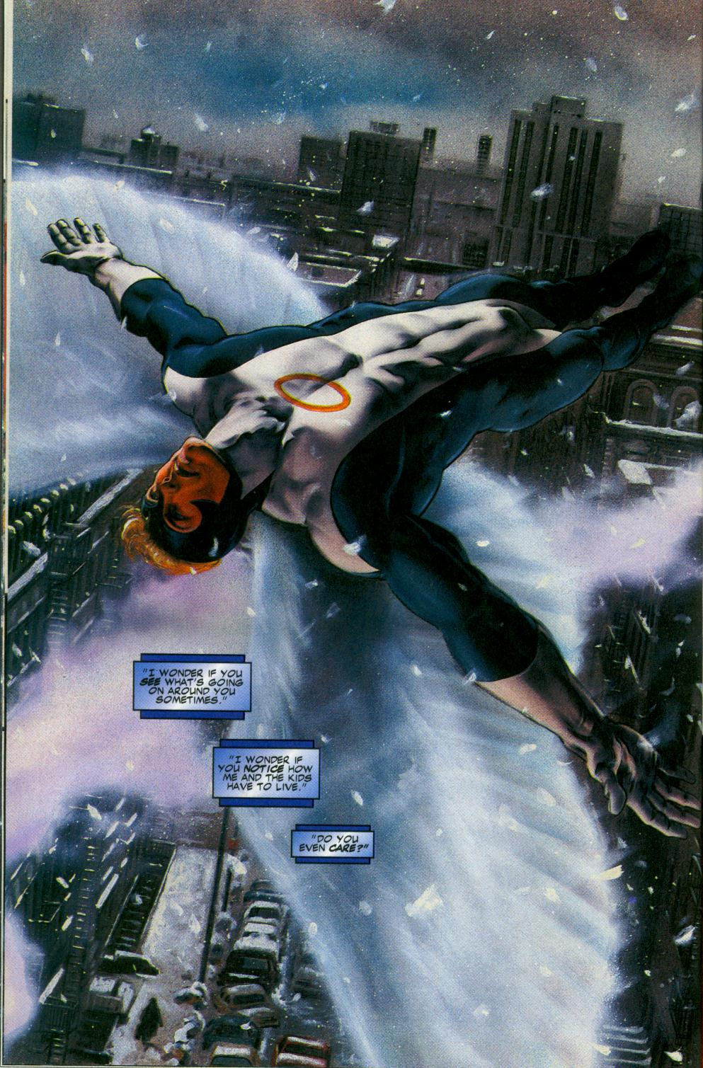 Read online Code of Honor comic -  Issue #3 - 11