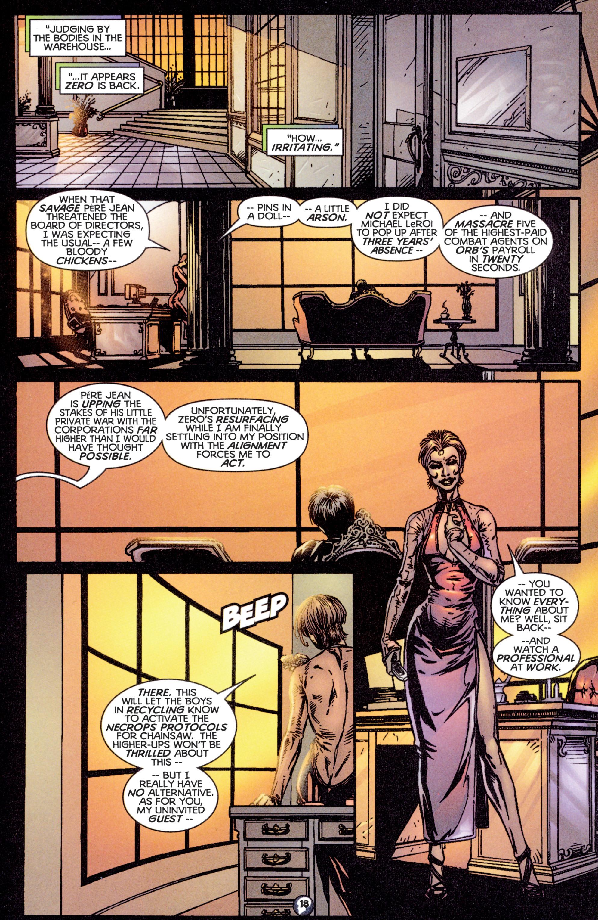 Read online Shadowman (1997) comic -  Issue #16 - 15