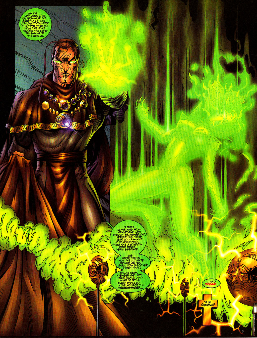 Read online Avengelyne (1996) comic -  Issue #10 - 20