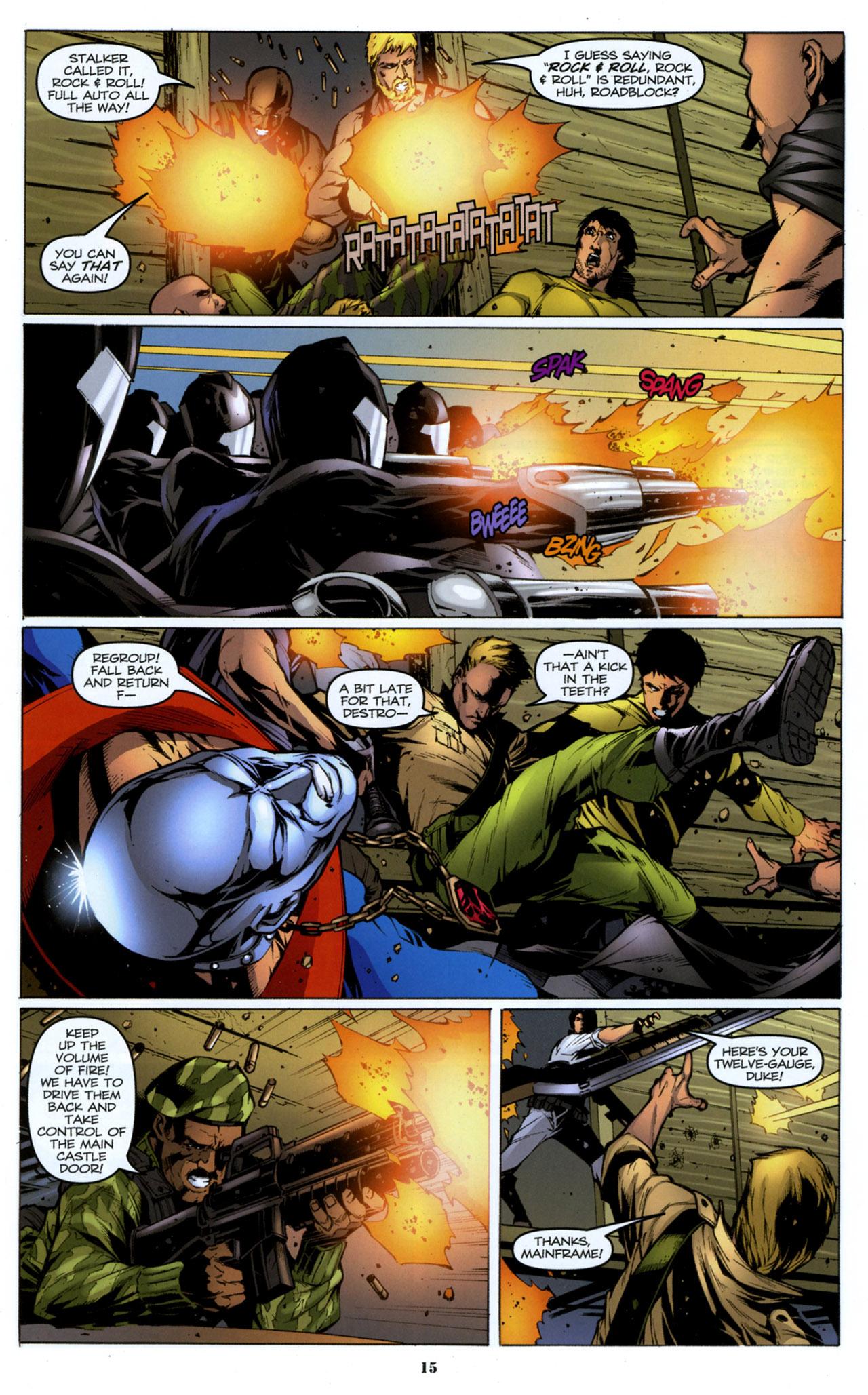 G.I. Joe: A Real American Hero 158 Page 16