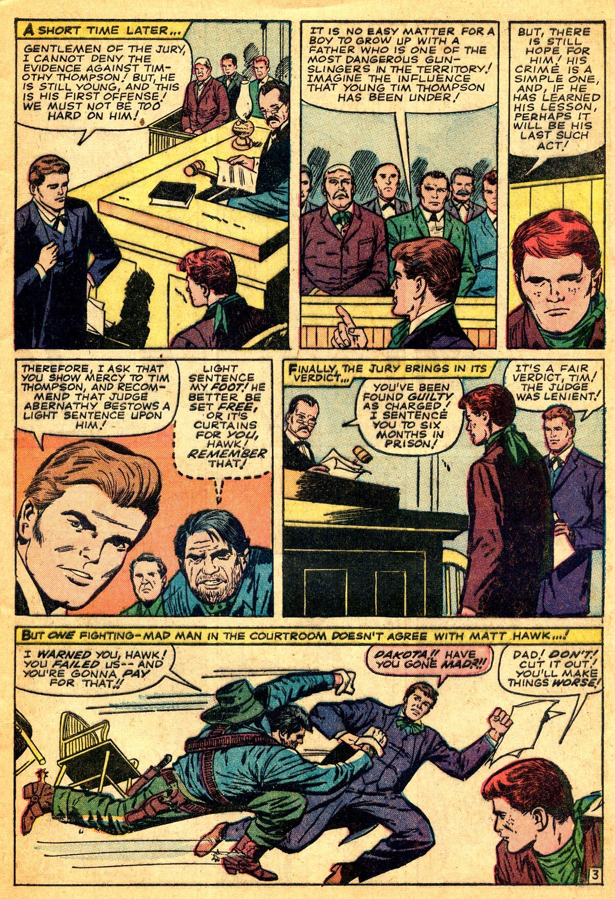 Read online Two-Gun Kid comic -  Issue #74 - 5