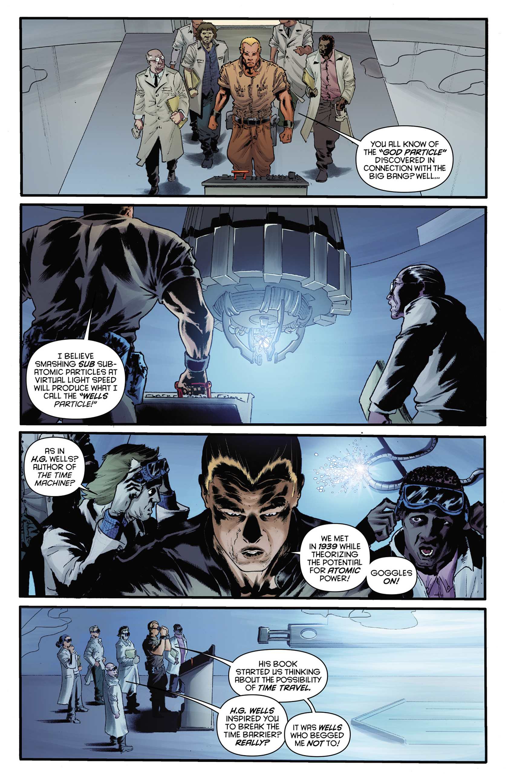 Read online Justice, Inc. comic -  Issue #1 - 8