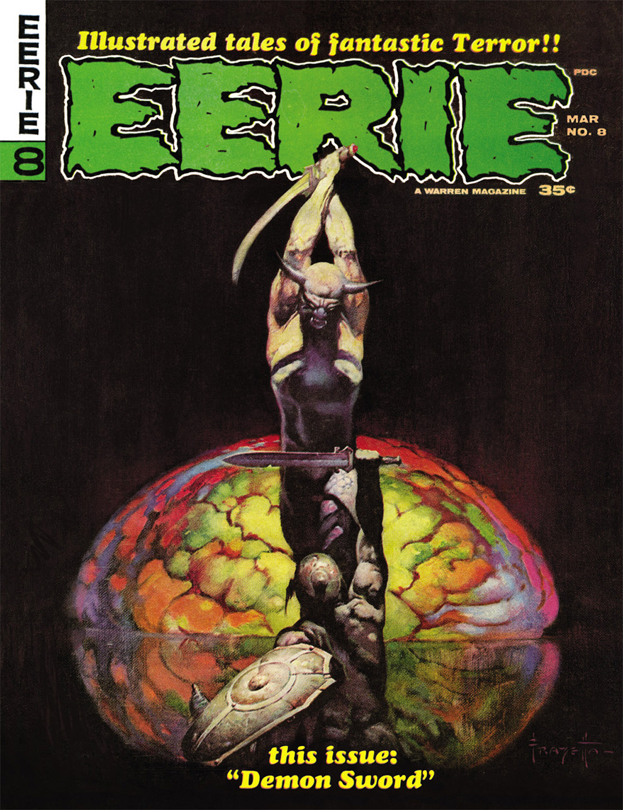Read online Eerie Archives comic -  Issue # TPB 2 - 120