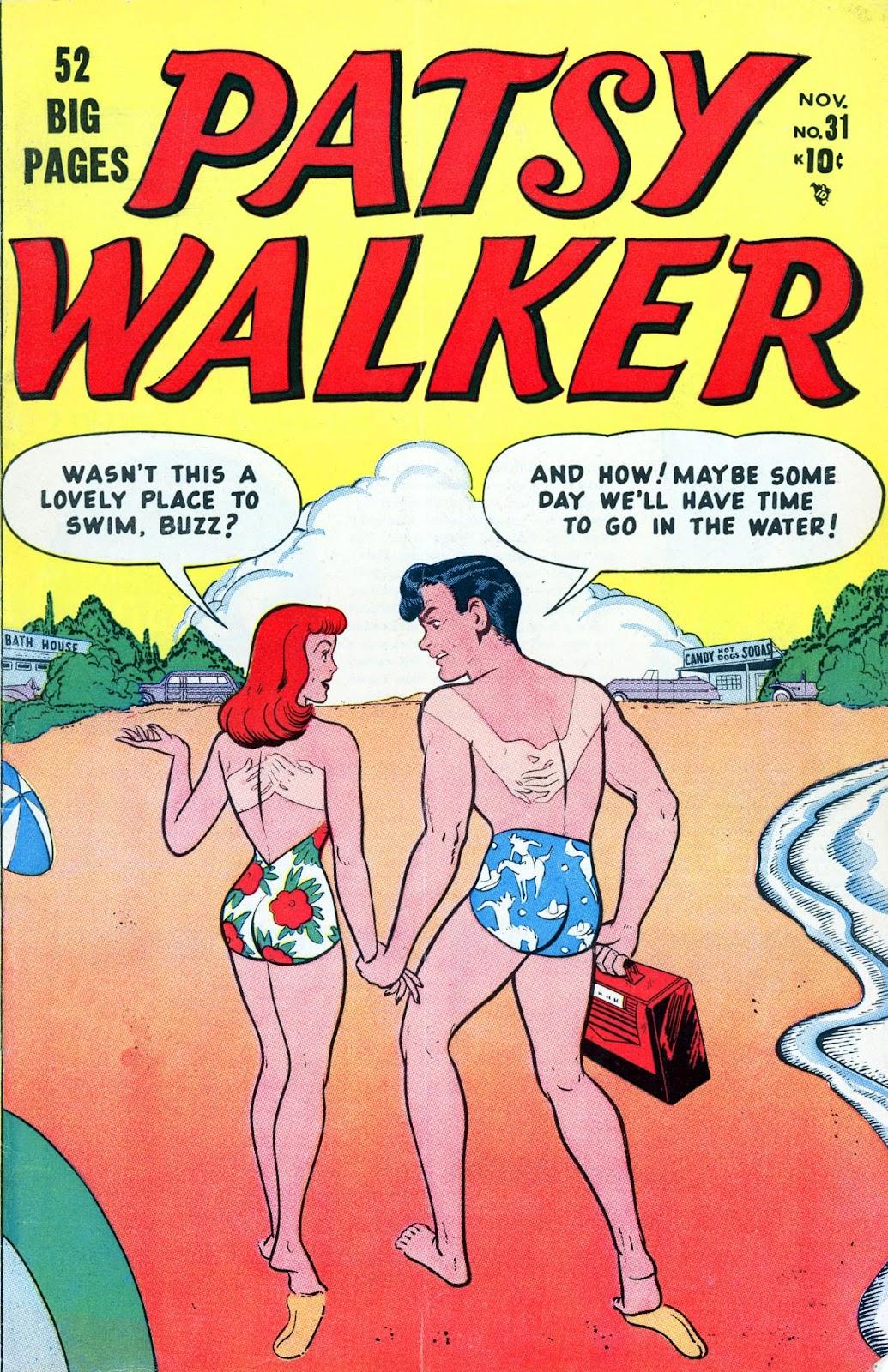 Patsy Walker 31 Page 1