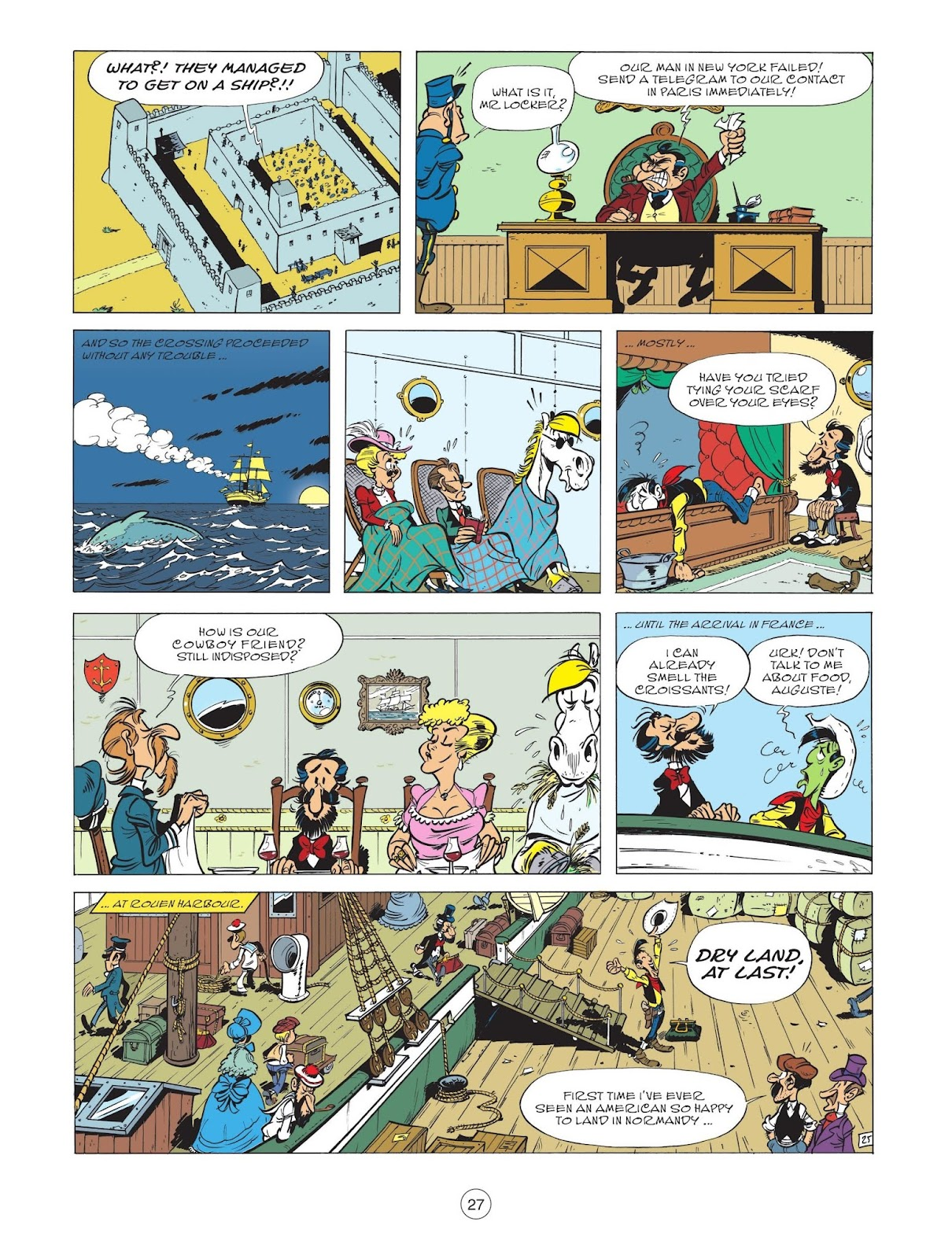 A Lucky Luke Adventure issue 71 - Page 29