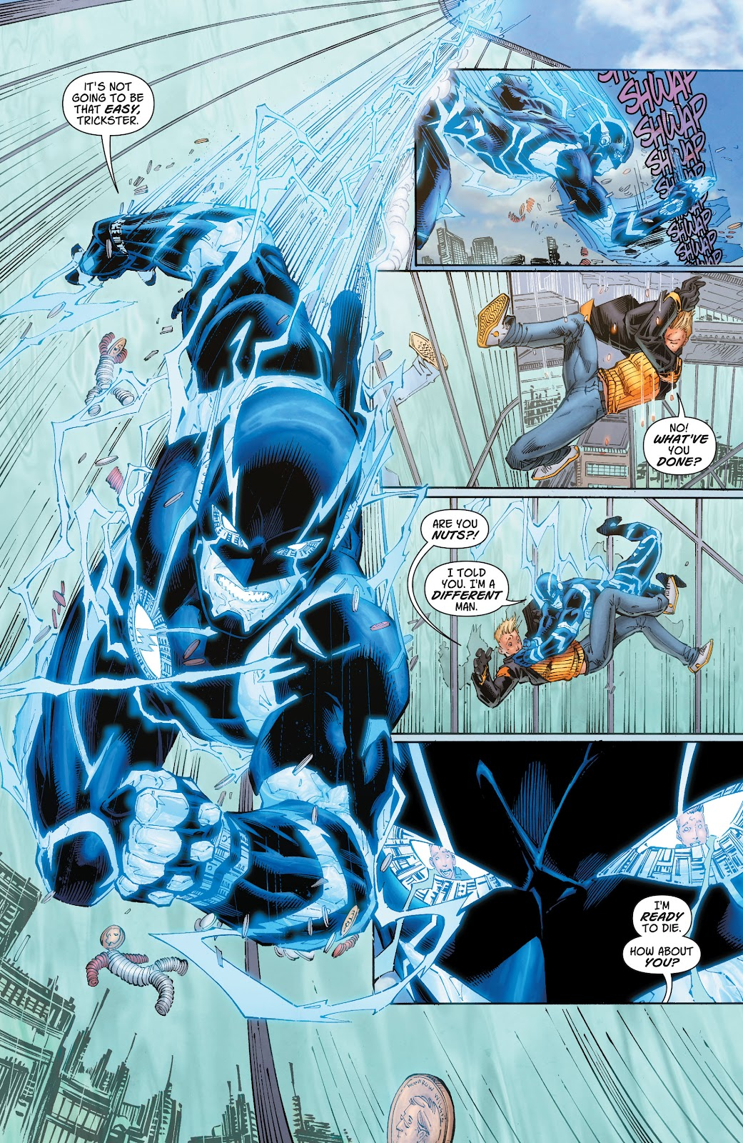 Read online The Flash (2011) comic -  Issue # _TPB 6 (Part 2) - 9