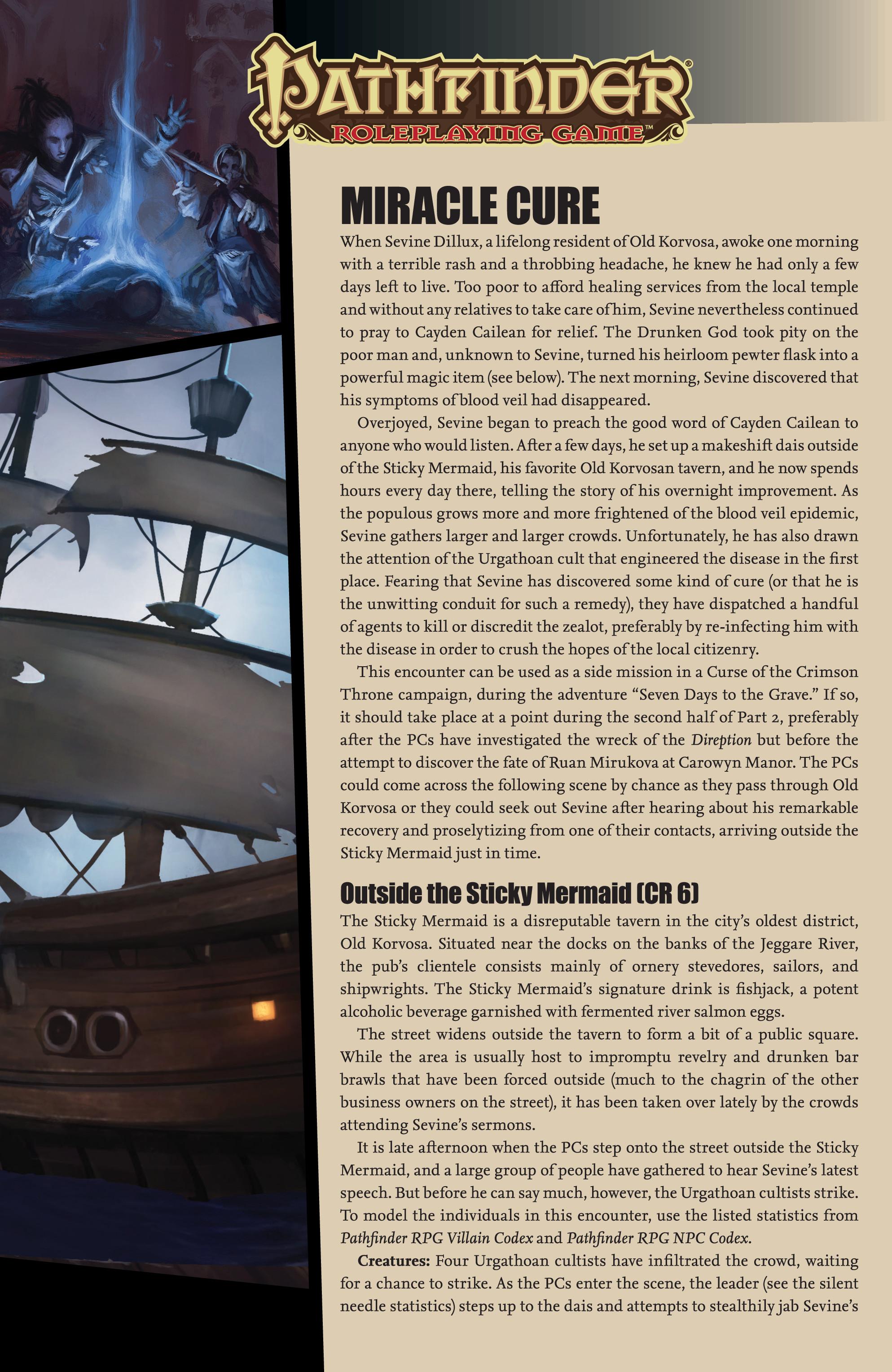 Read online Pathfinder: Runescars comic -  Issue #1 - 30