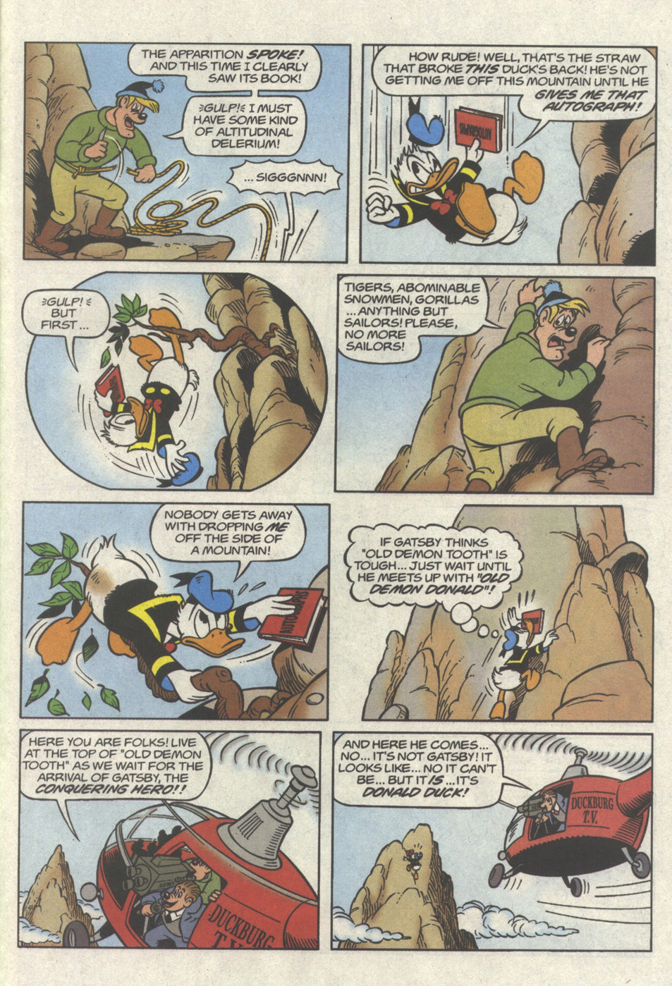 Walt Disney's Donald Duck (1952) issue 305 - Page 31