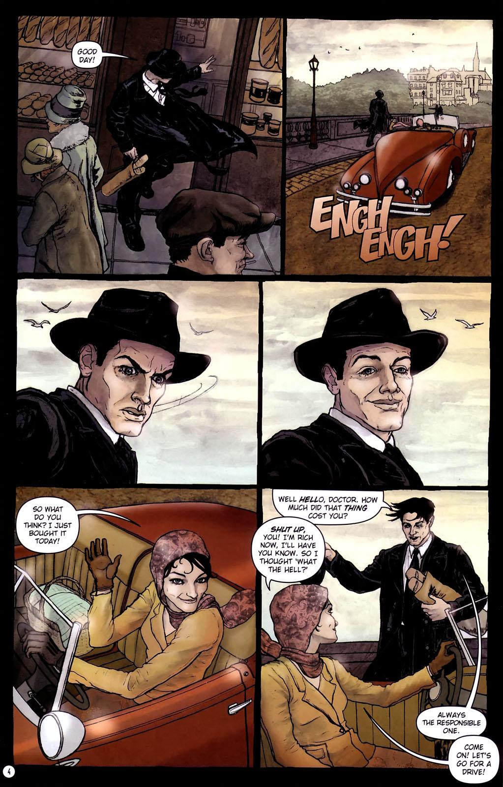 Read online Rex Mundi comic -  Issue #14 - 8