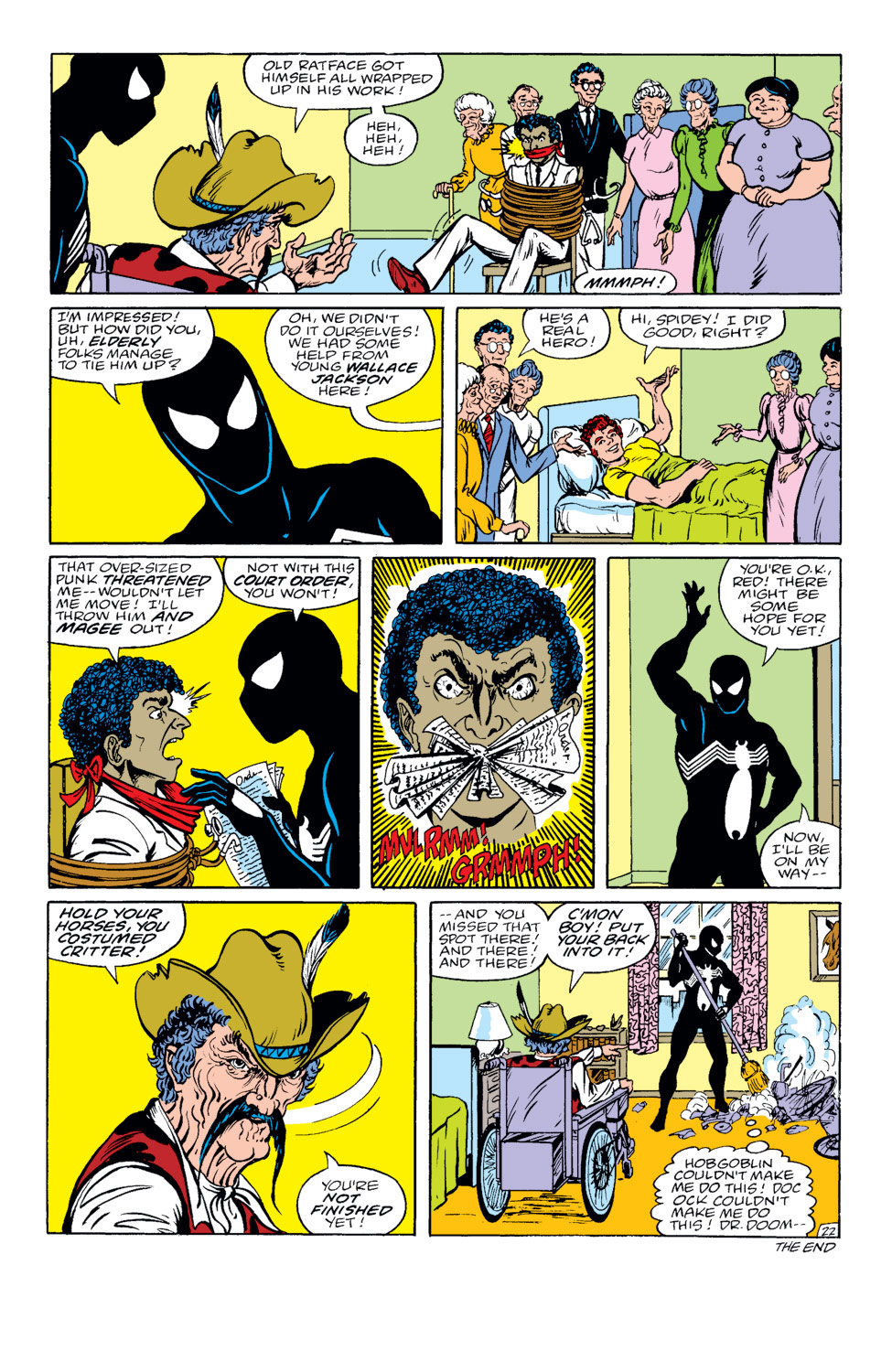 The Amazing Spider-Man (1963) 264 Page 22