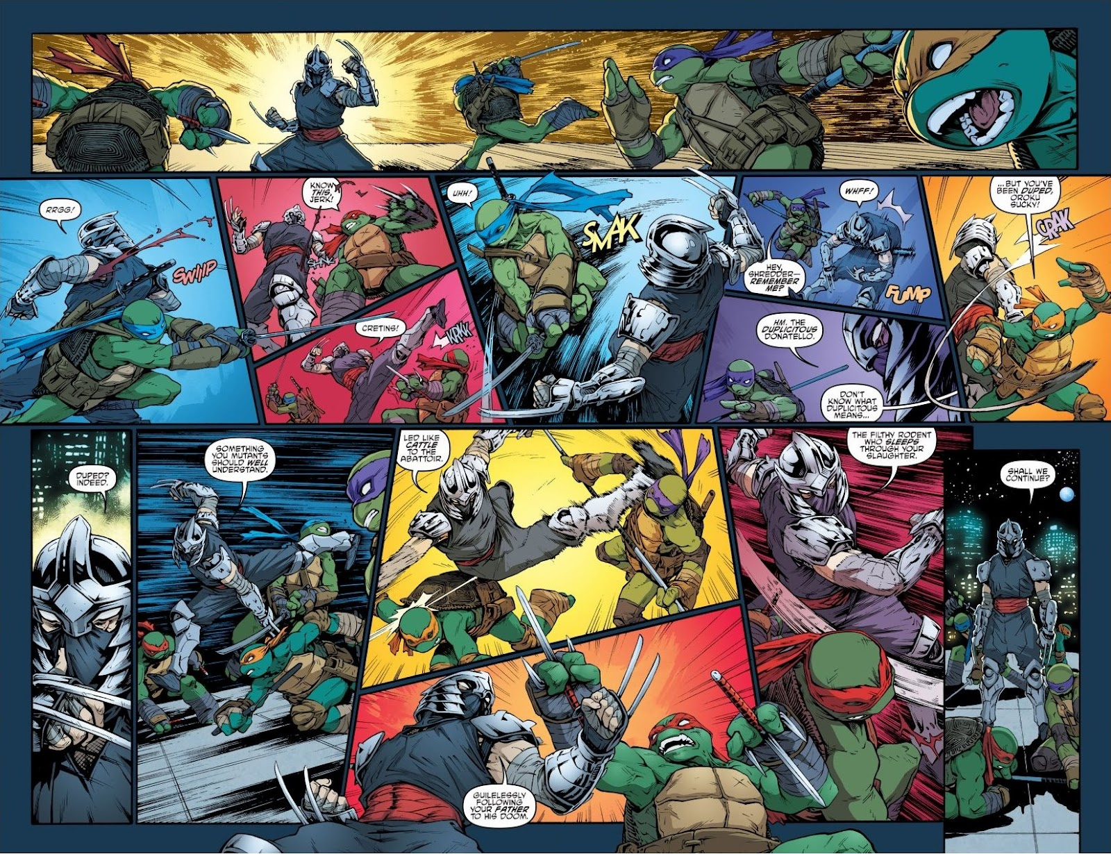 Read online Teenage Mutant Ninja Turtles: The IDW Collection comic -  Issue # TPB 6 (Part 3) - 62