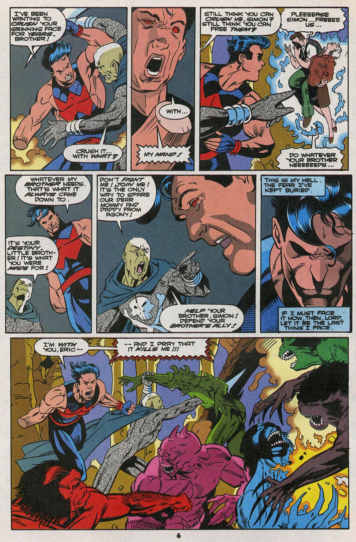 Read online Wonder Man (1991) comic -  Issue #23 - 6