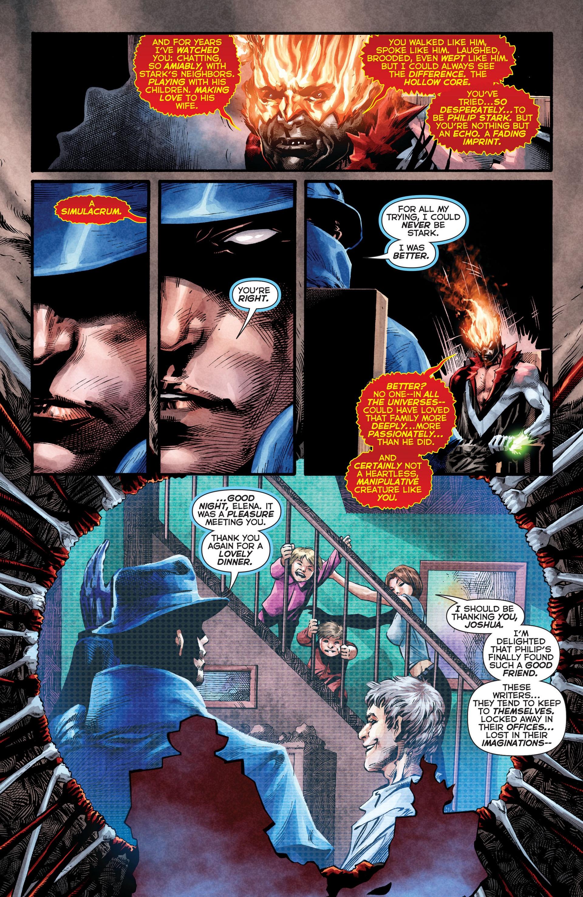 Read online Trinity of Sin: The Phantom Stranger comic -  Issue #8 - 11