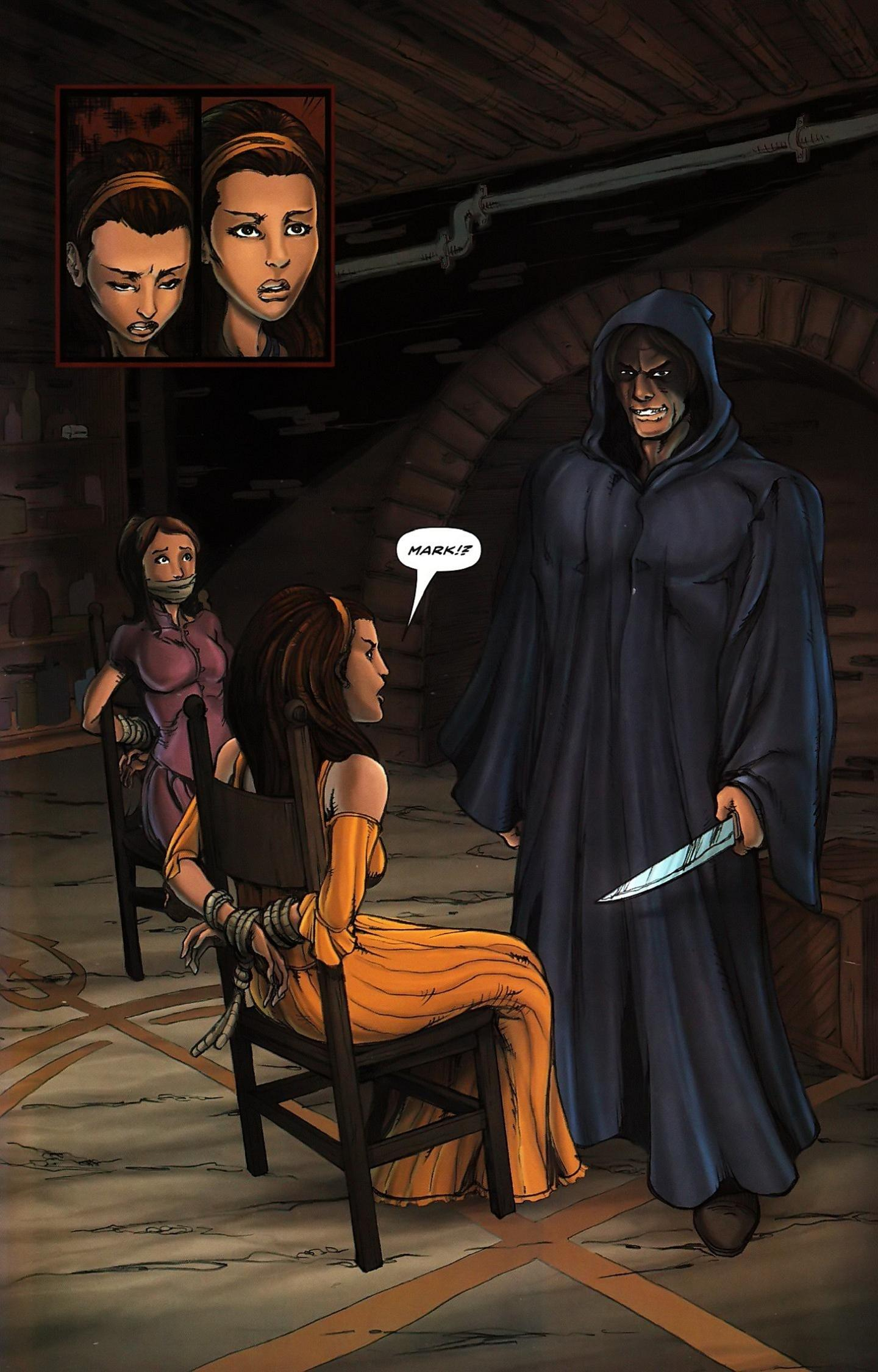 Read online Salem's Daughter: The Haunting comic -  Issue #5 - 14