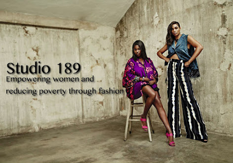 Studio 189, Empowering women and reducing poverty through fashion