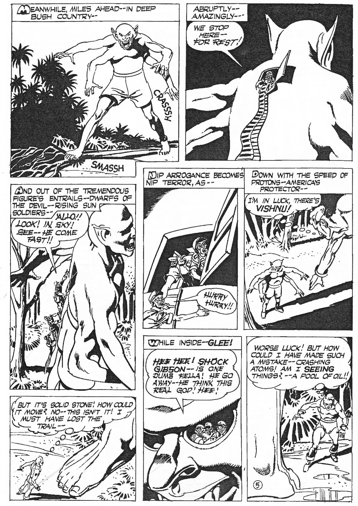 Read online Men of Mystery Comics comic -  Issue #83 - 198