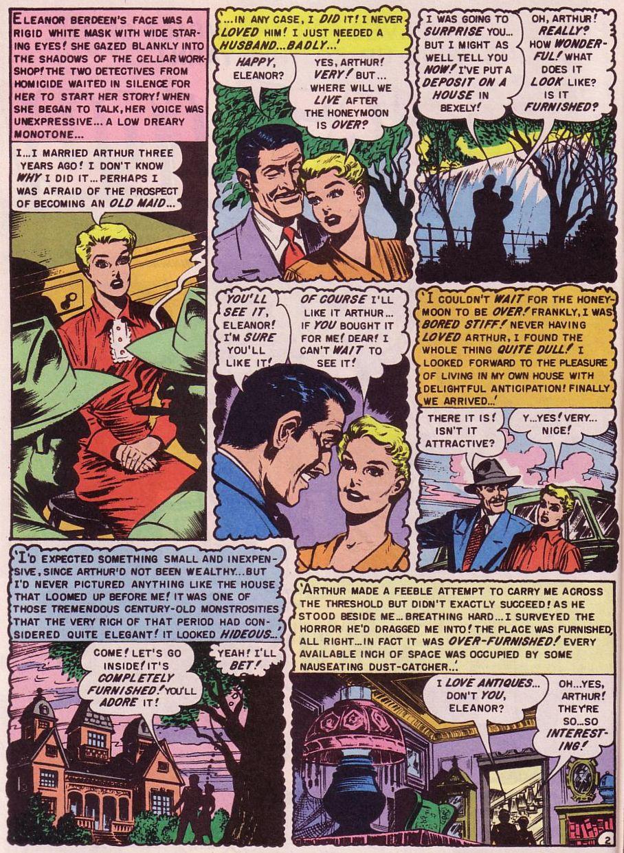 Read online Shock SuspenStories comic -  Issue #1 - 3