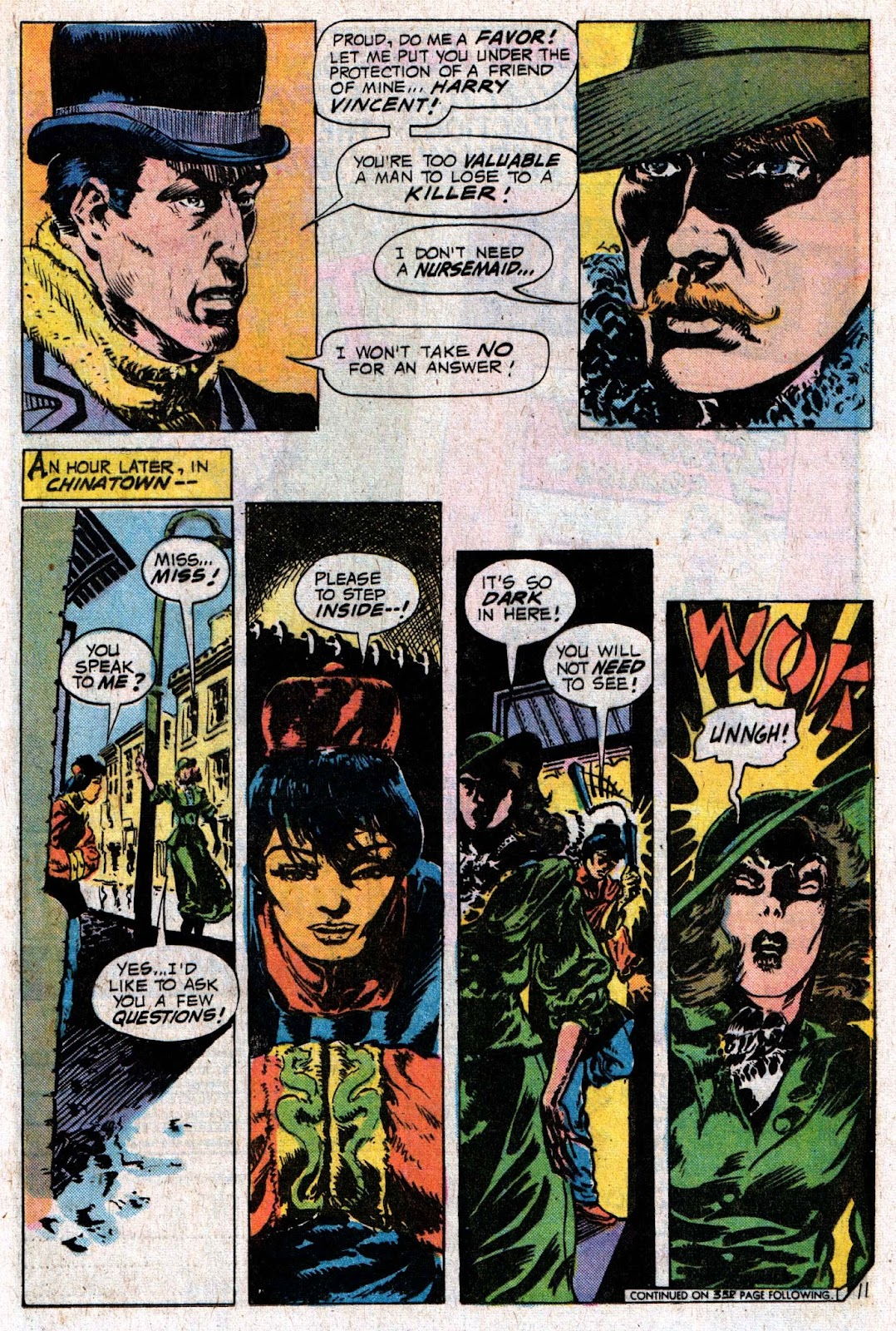 The Shadow (1973) issue 6 - Page 17
