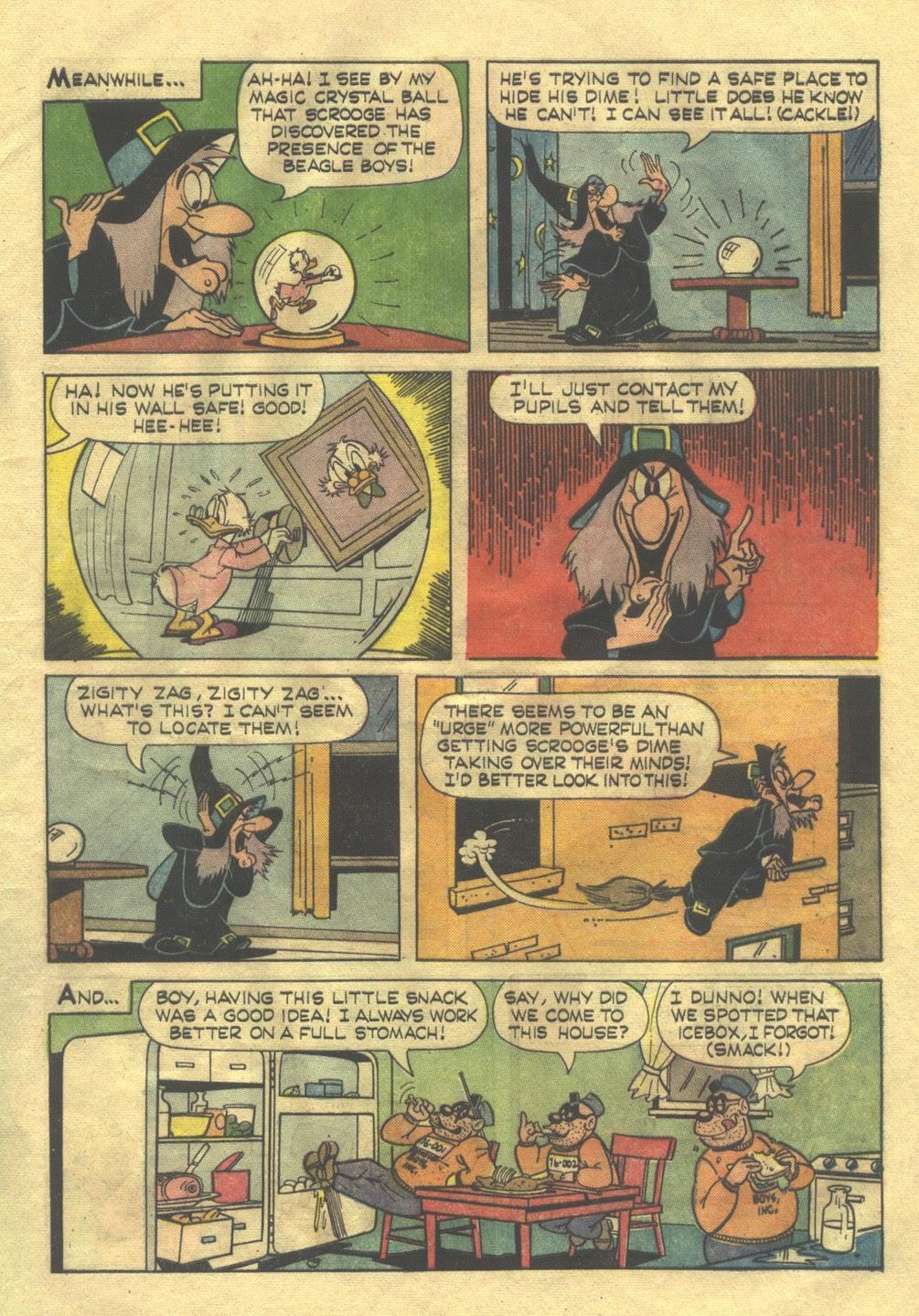 Walt Disney THE BEAGLE BOYS issue 2 - Page 9
