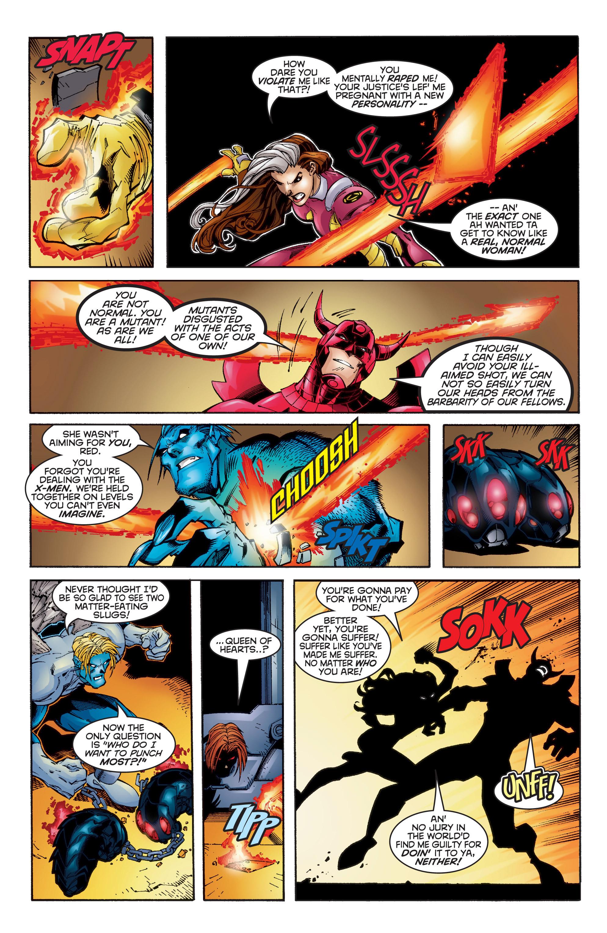 Read online Uncanny X-Men (1963) comic -  Issue #350 - 33