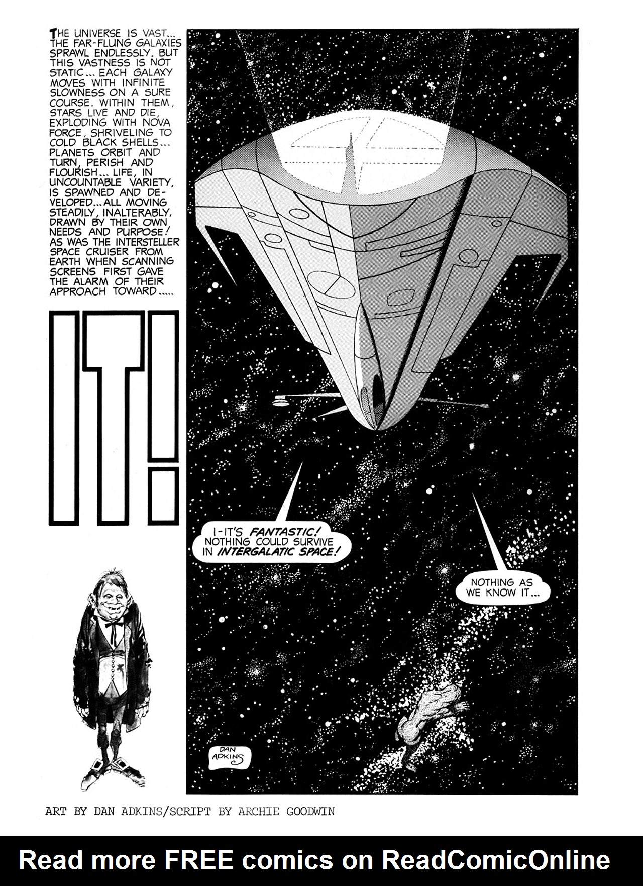 Read online Eerie Archives comic -  Issue # TPB 2 - 255