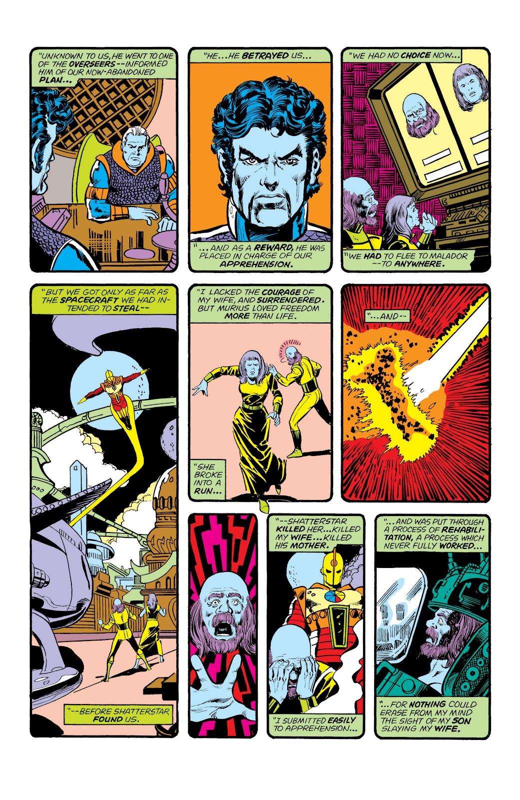 Read online Marvel Masterworks: The Inhumans comic -  Issue # TPB 2 (Part 1) - 77