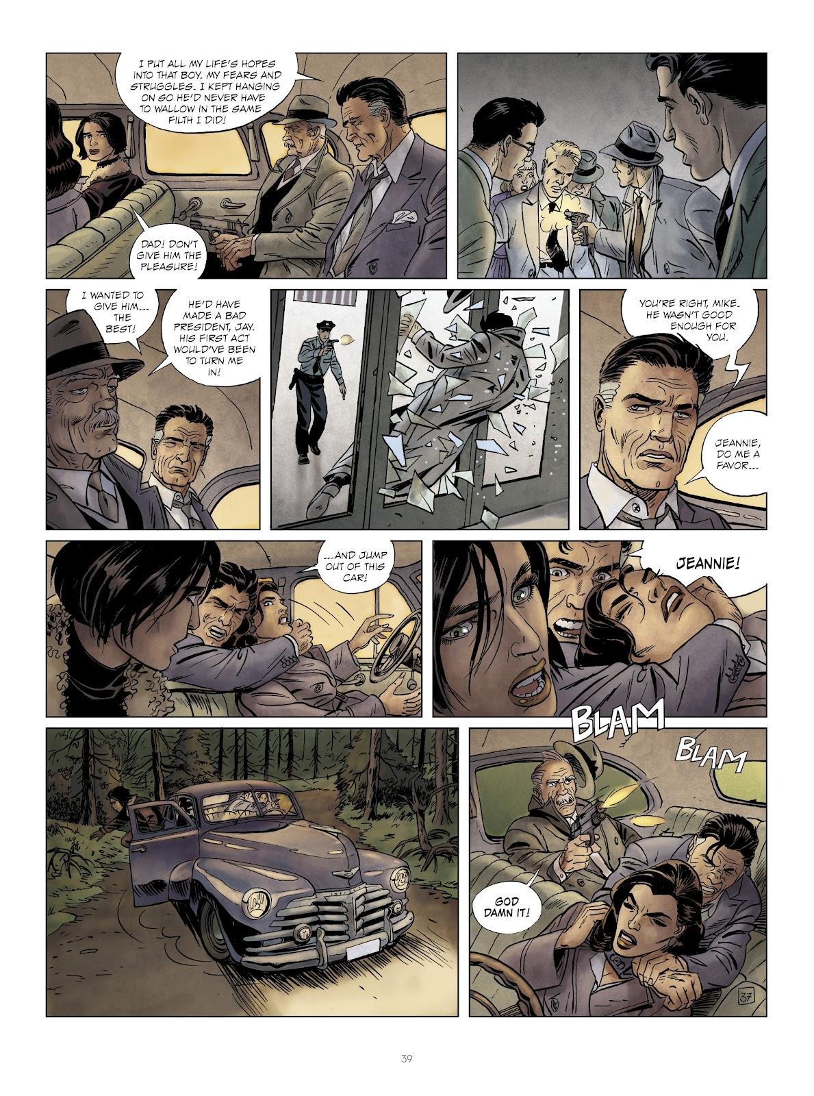 Read online Sherman comic -  Issue #6 - 39