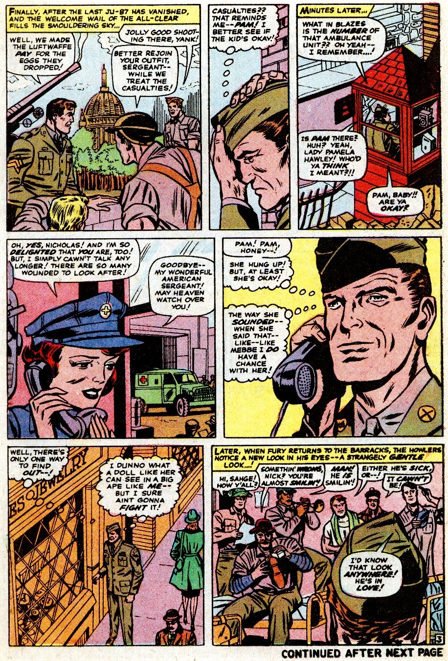 Sgt. Fury issue _Special_6 - Page 13