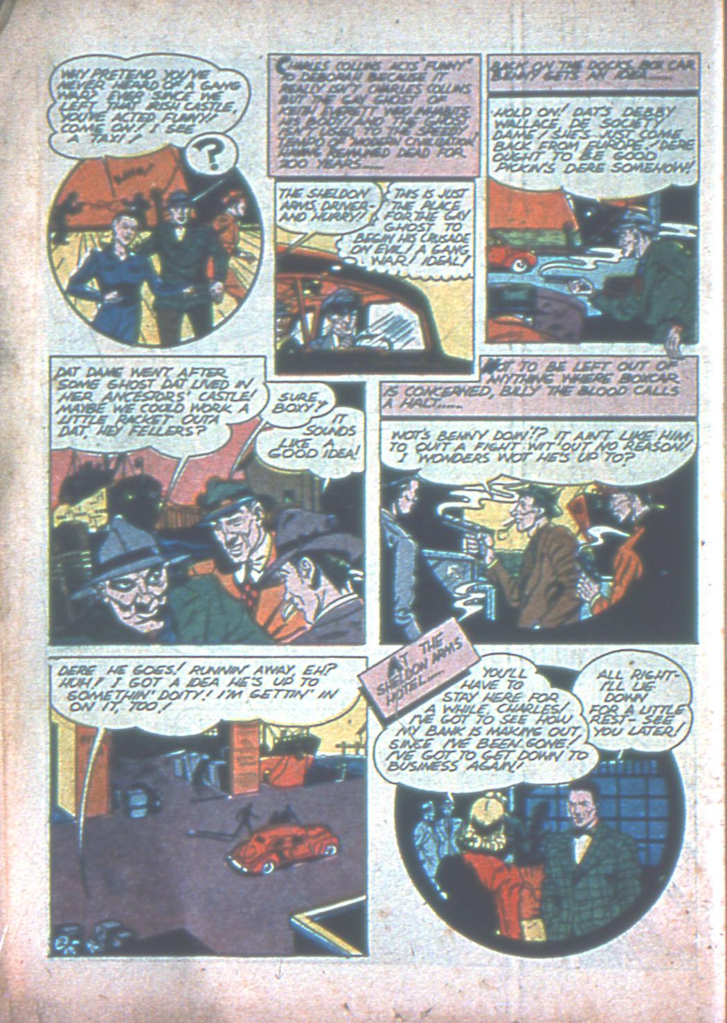 Read online Sensation (Mystery) Comics comic -  Issue #3 - 34