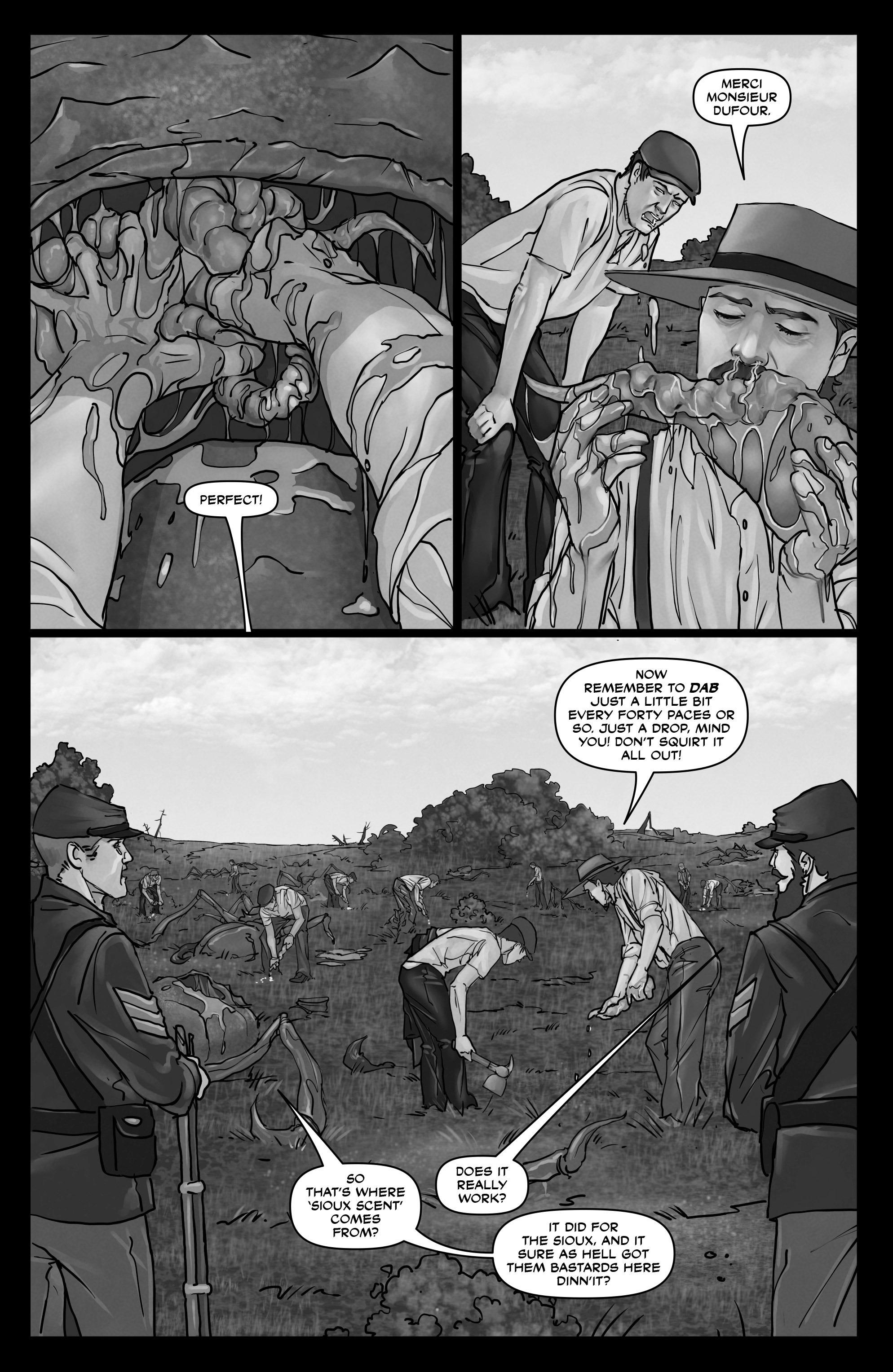 Read online Alan Moore's Cinema Purgatorio comic -  Issue #6 - 40