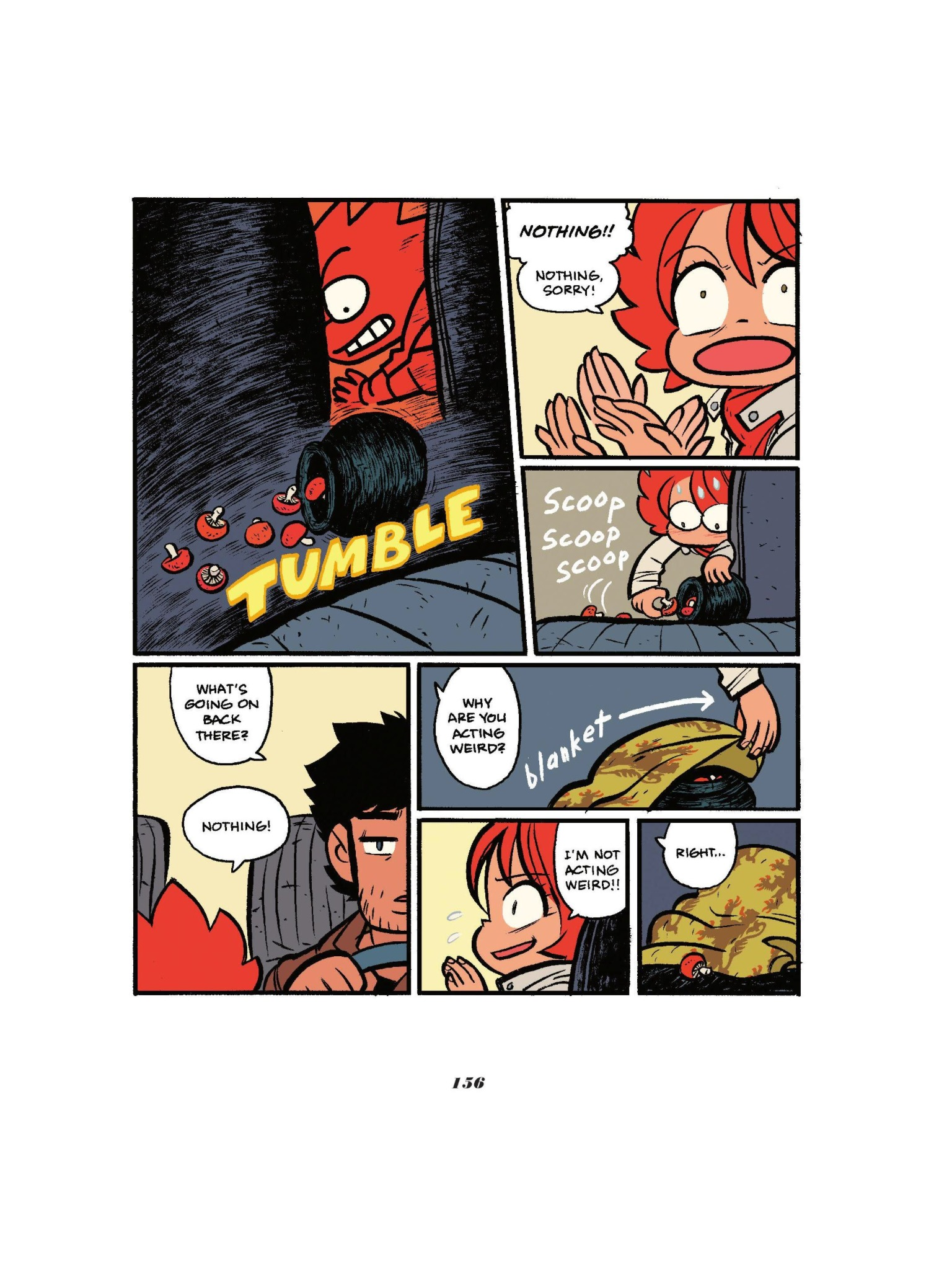 Read online Seconds comic -  Issue # Full - 157