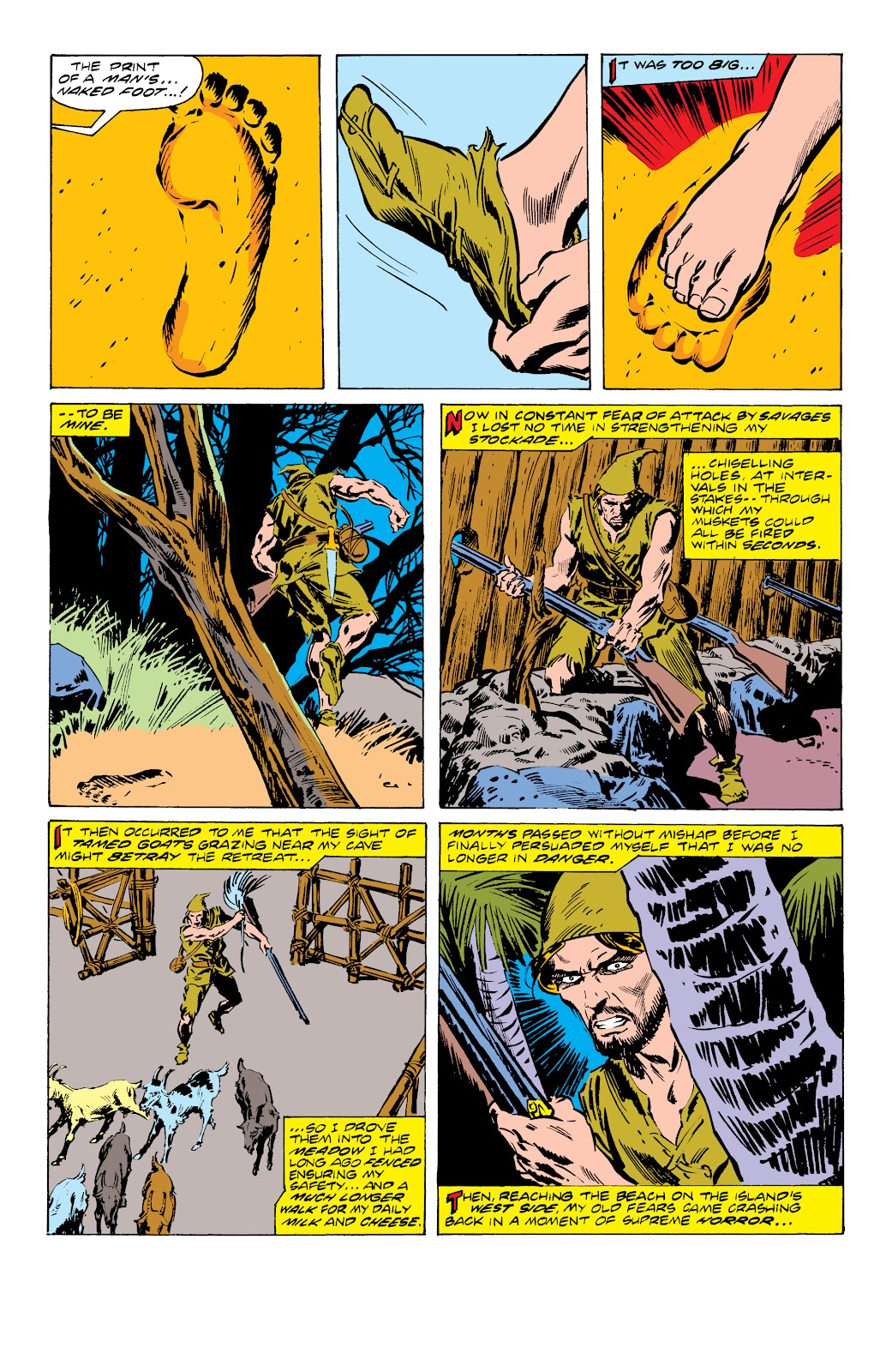 Marvel Classics Comics Series Featuring issue 19 - Page 29