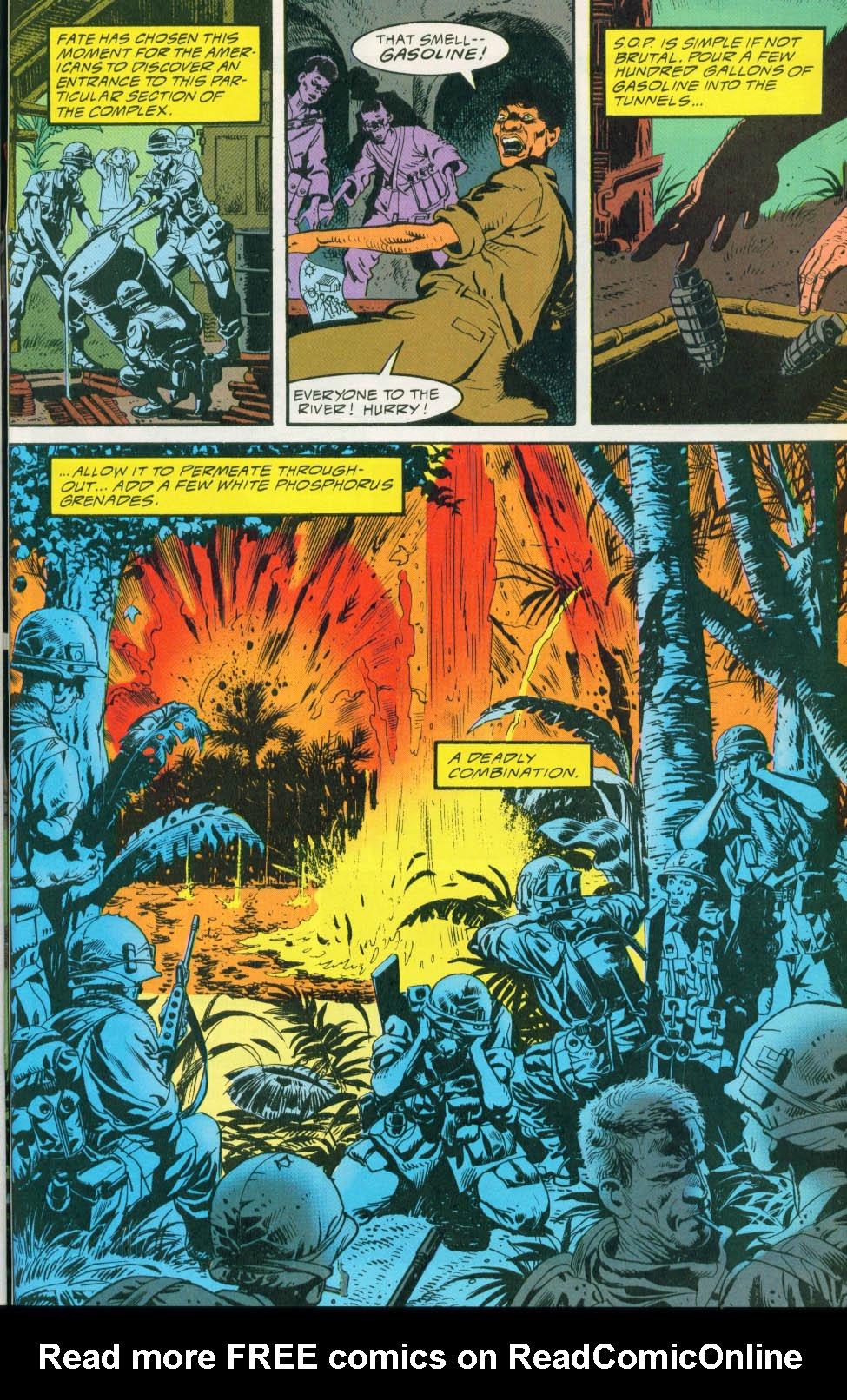 The Nam #84 #84 - English 22