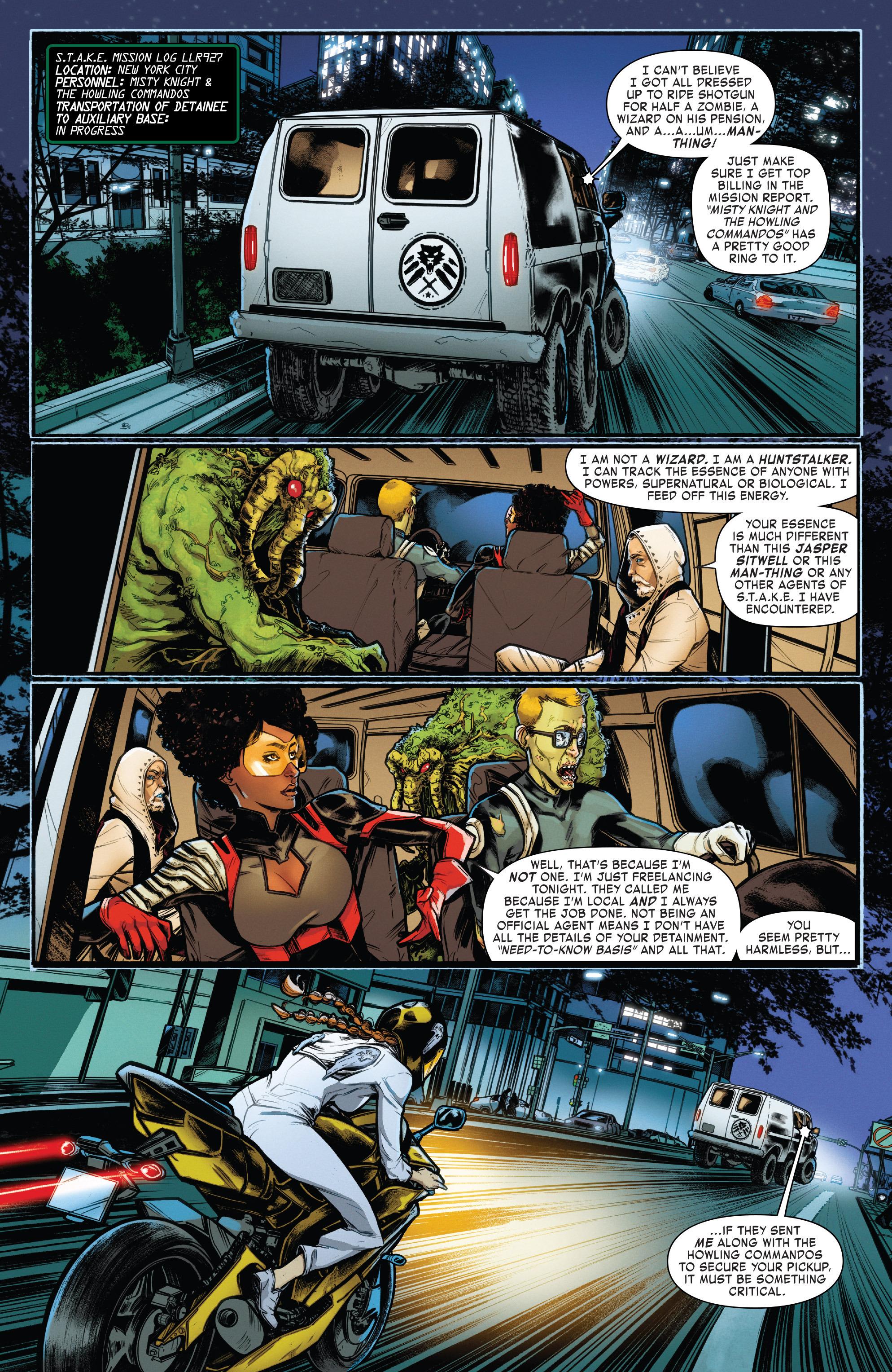 Read online Civil War II: Choosing Sides comic -  Issue #5 - 10