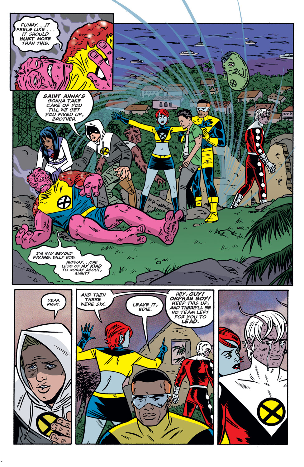 Read online X-Force (1991) comic -  Issue #118 - 16