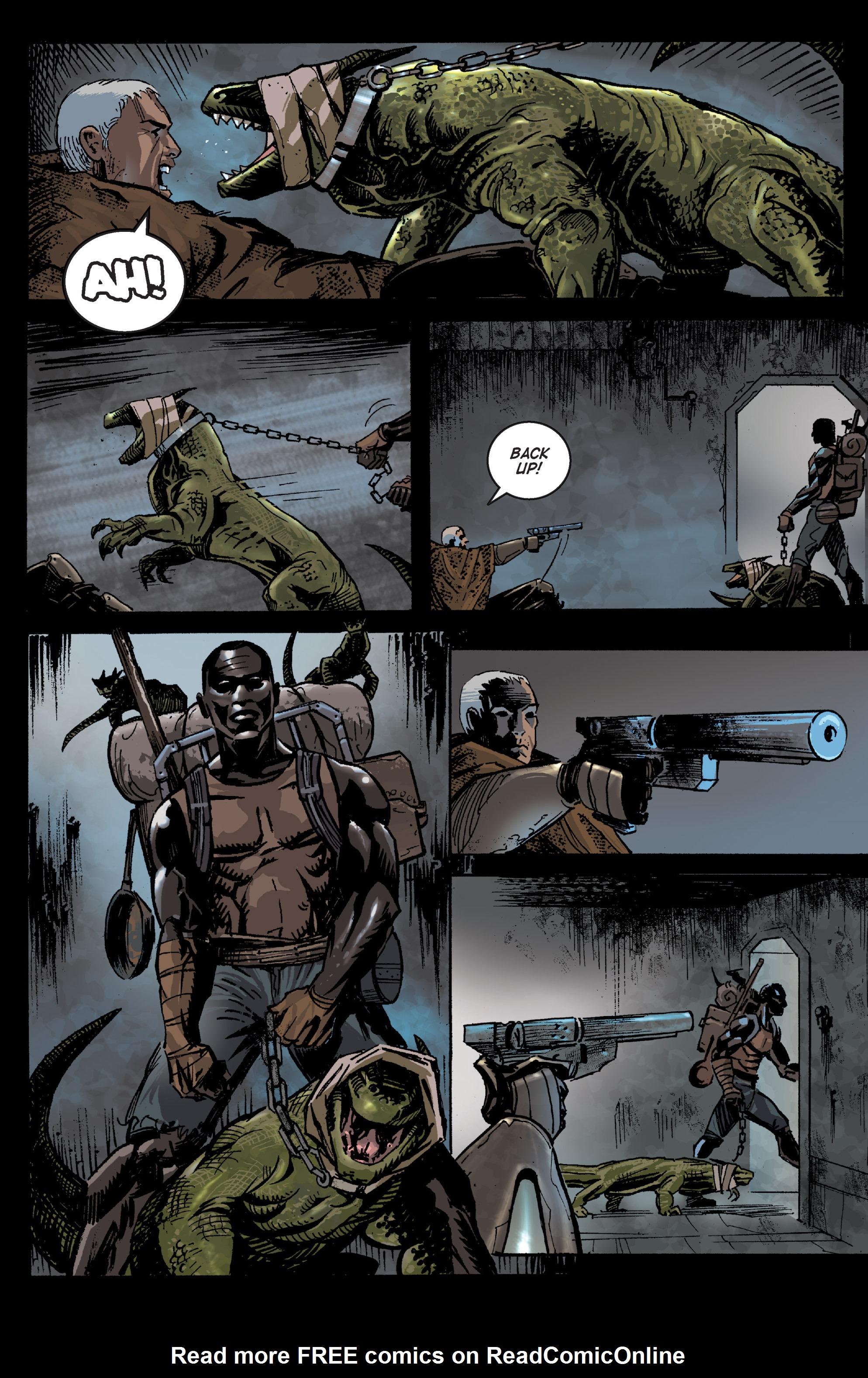 Read online Planetoid comic -  Issue # TPB - 53