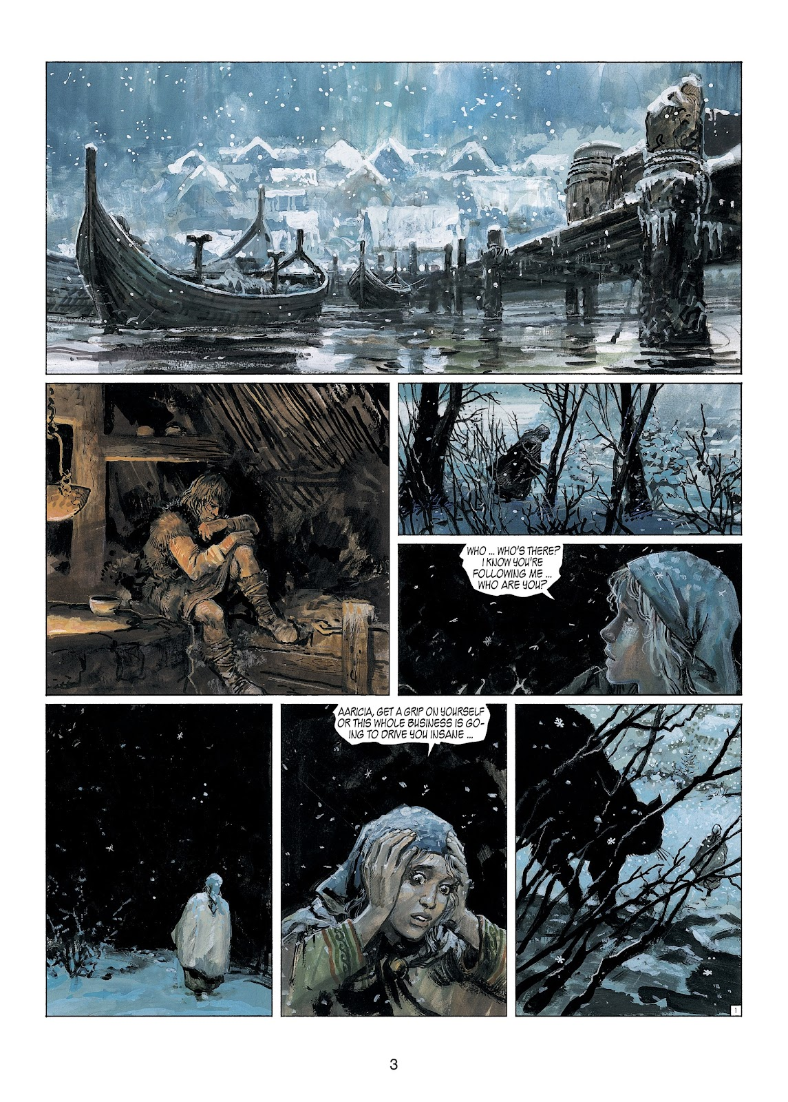 Read online Thorgal comic -  Issue #23 - 5