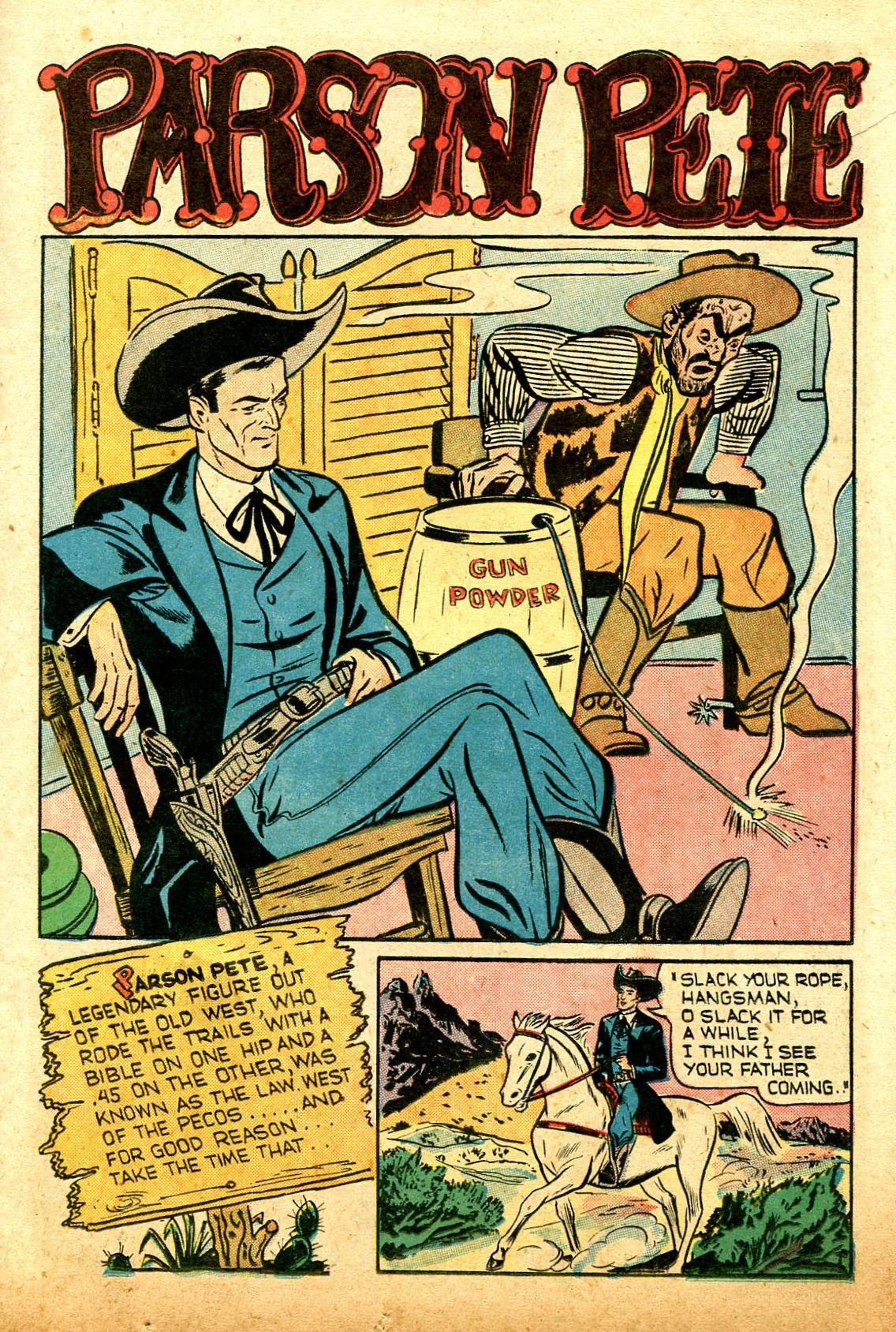 Read online Shadow Comics comic -  Issue #74 - 17