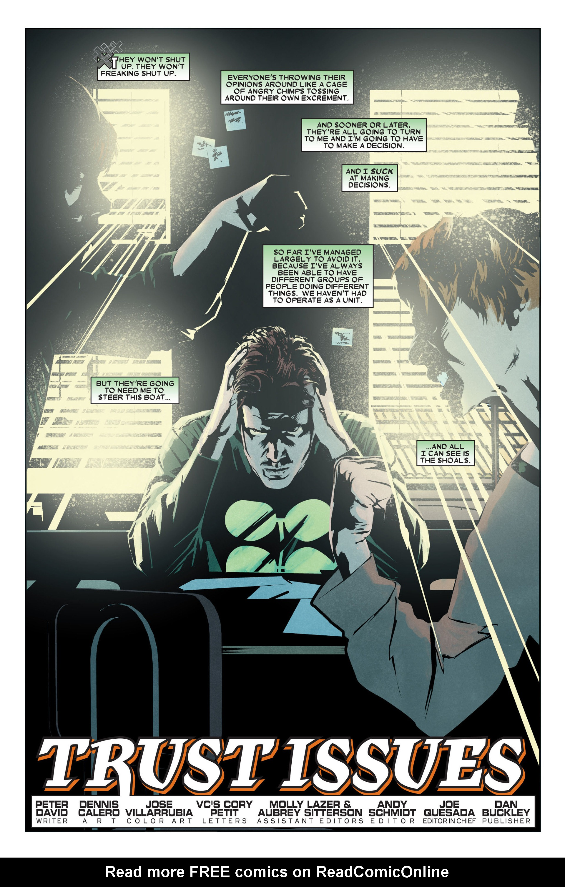 Read online X-Factor (2006) comic -  Issue #9 - 3