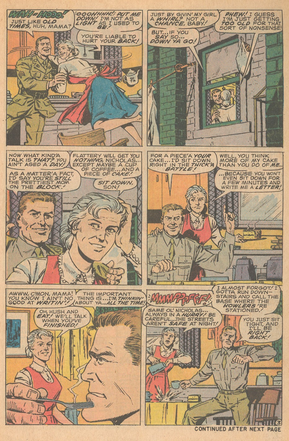 Read online Sgt. Fury comic -  Issue #68 - 5