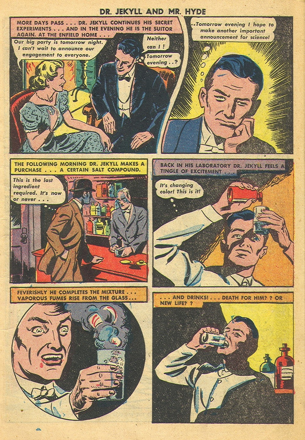 Classics Illustrated issue 13 - Page 7