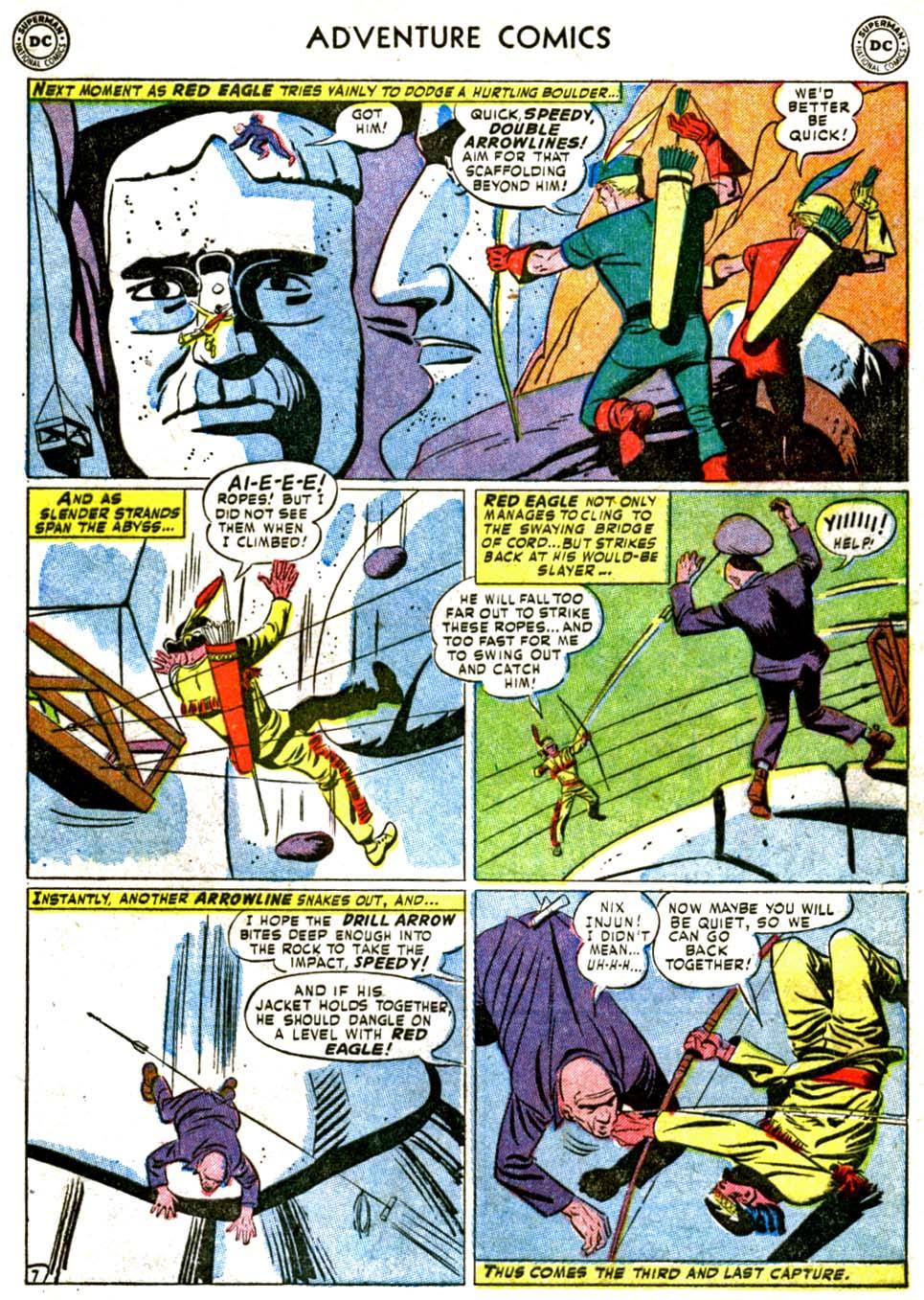 Read online Adventure Comics (1938) comic -  Issue #177 - 39