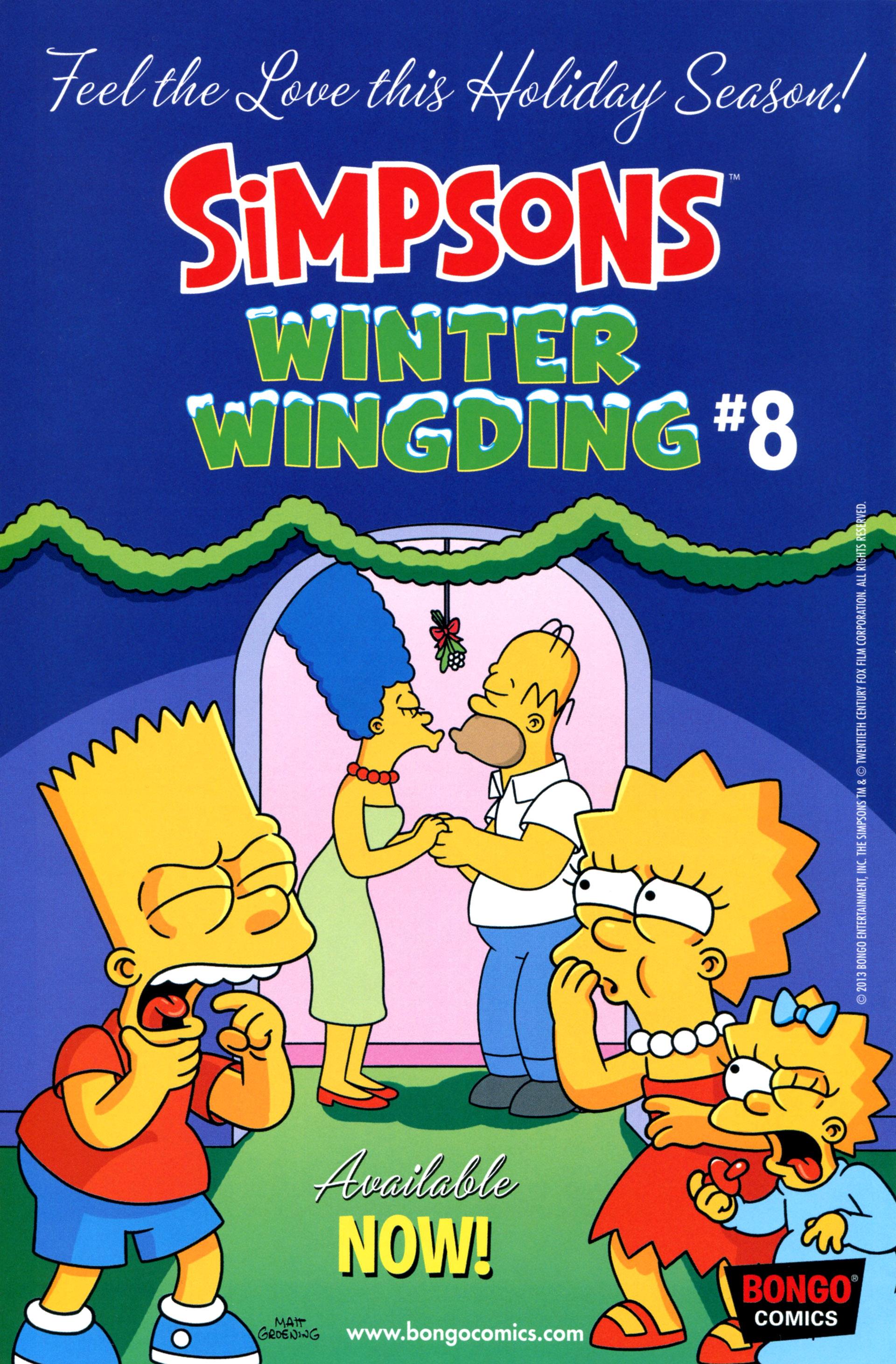 Read online Simpsons Comics comic -  Issue #207 - 30